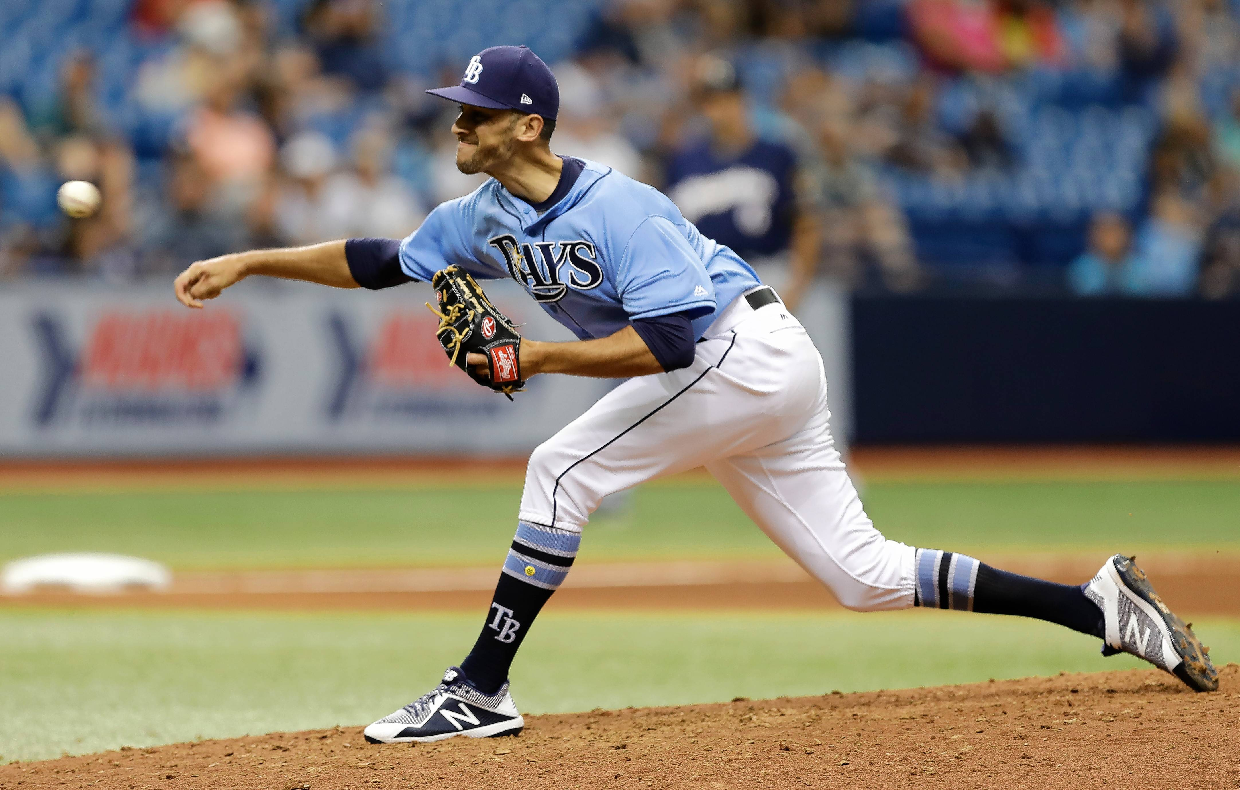 Tampa Bay Rays relief pitcher Steve Cishek posted a WHIP (walks plus hits per innings pitched) of 0.89 last season with Tampa and Seattle. His career WHIP is 1.16, and he has 121 saves over 8 seasons.