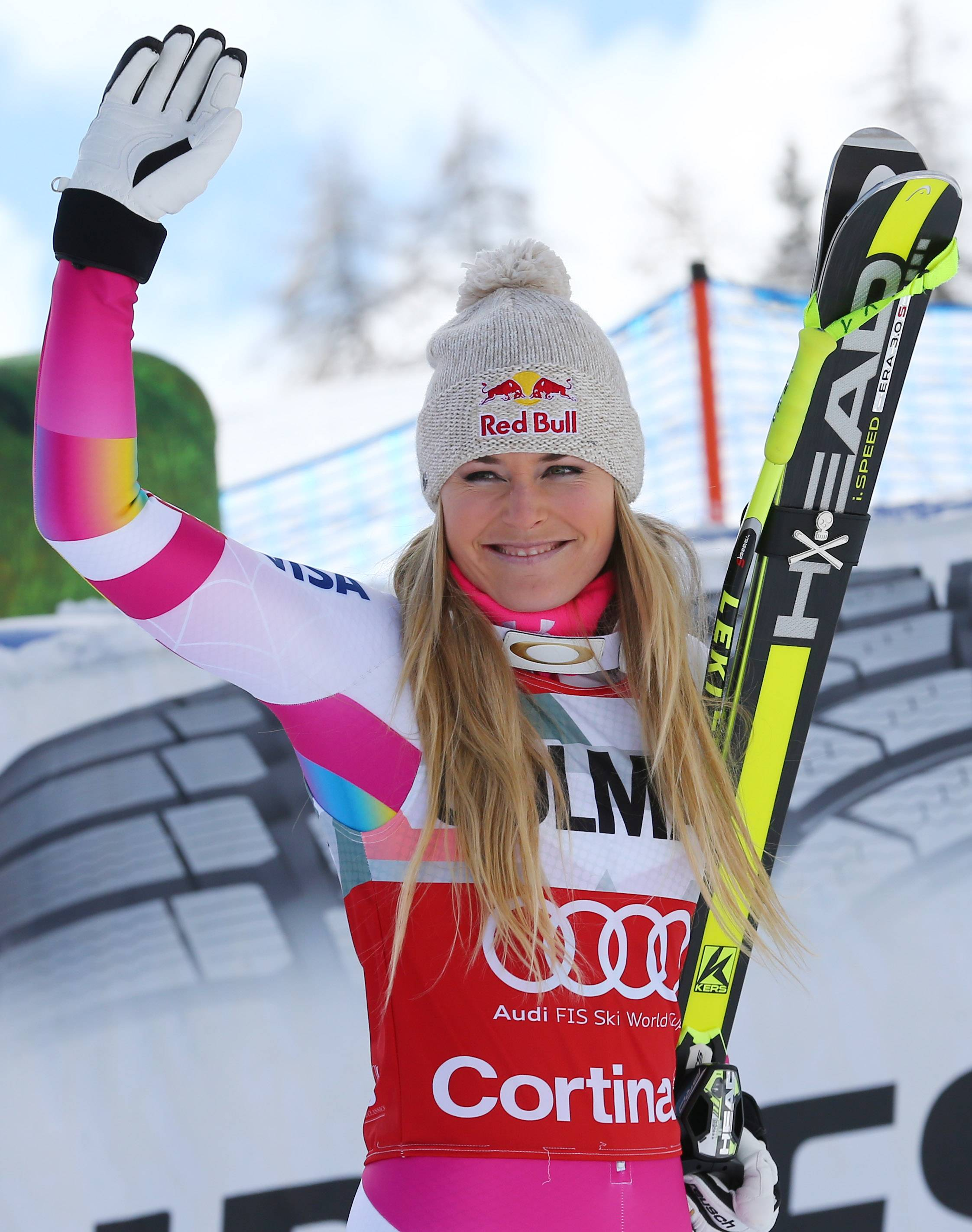 Lindsey Vonn made comments about President Donald Trump during a recent appearance on CNN and was met with plenty of backlash from fans.