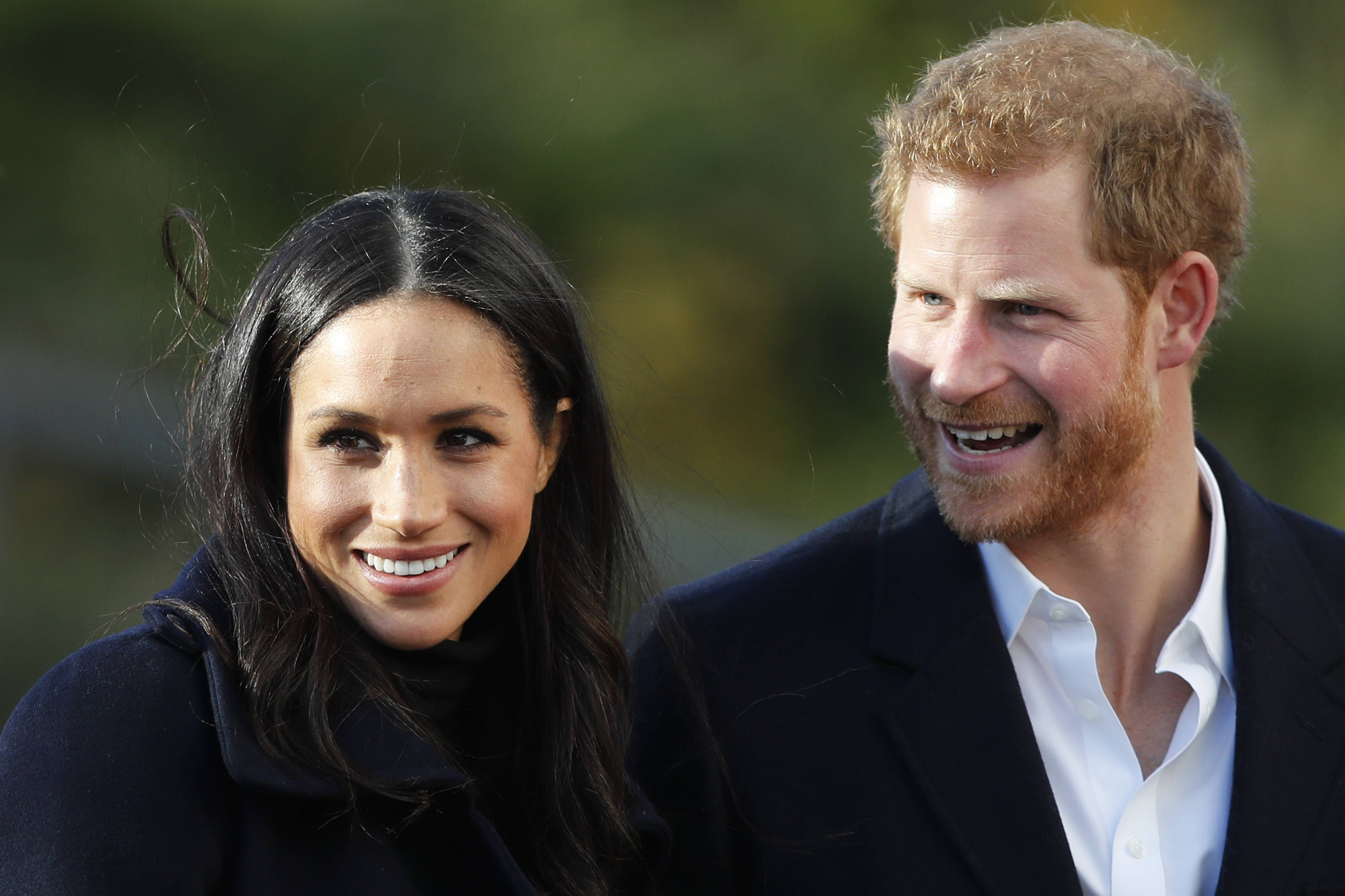 Meghan Markle, whose engagement to Prince Harry charmed the world, was the most-searched-for actor in the world on Google in 2017.
