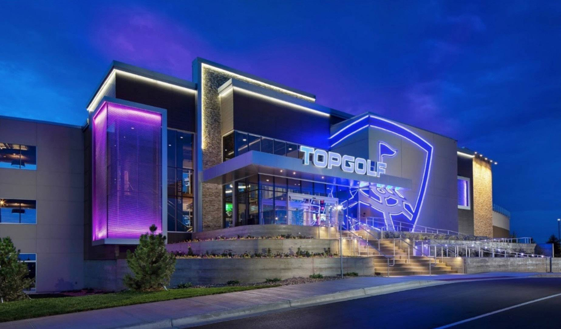 A developer wants to build a Topgolf facility near Route 22 and the Tri-State Tollway in Lincolnshire. The land now is owned by Medline.
