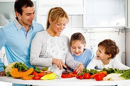 Adding more fruits and vegetables to your family's meals is a good way to start eating healthier.