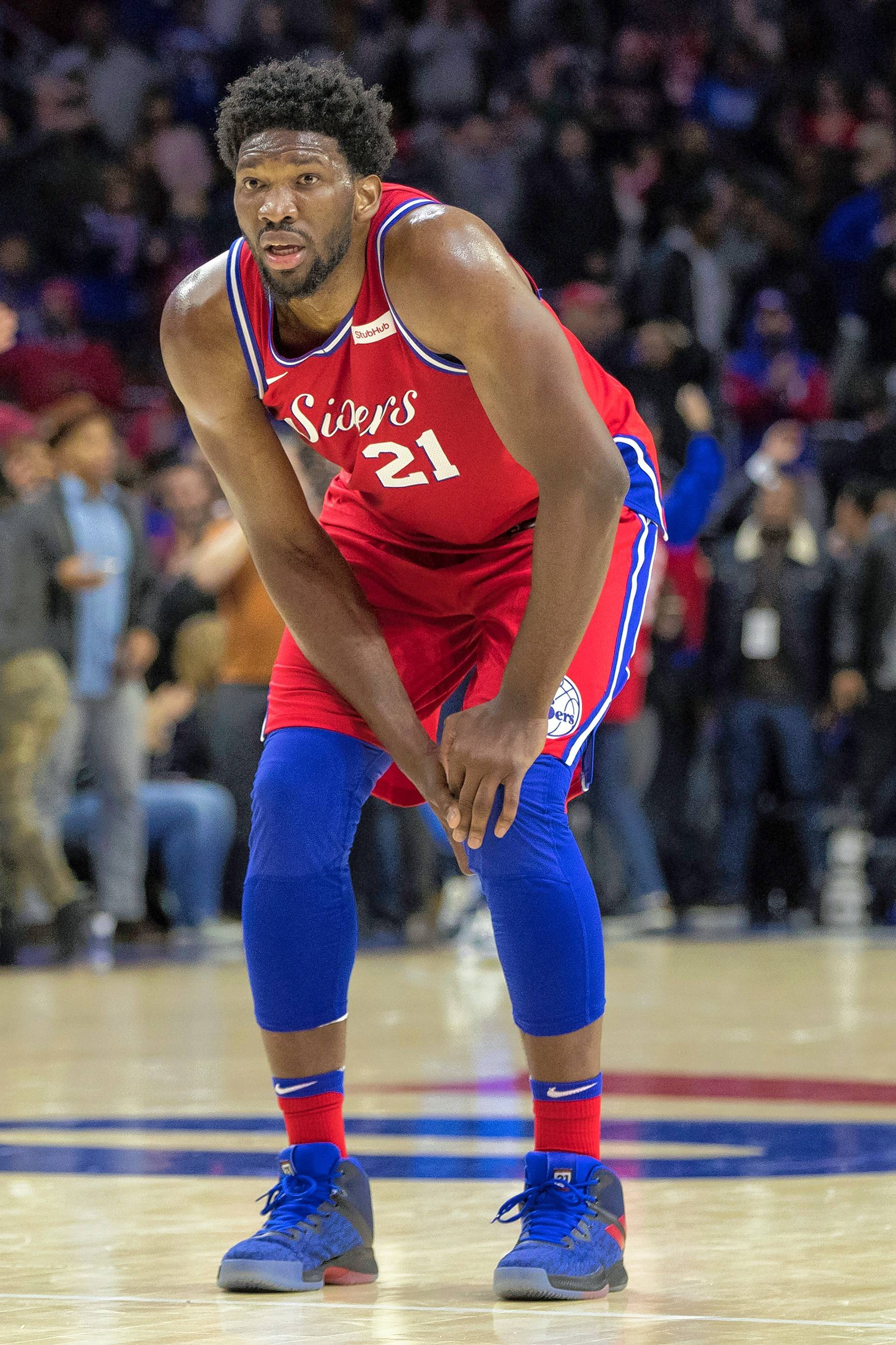 The Philadelphia 76ers announced Sunday centrer Joel Embiid will not play against the Bulls on Monday at the United Center. Embiid has yet to face the Bulls in his NBA career having missed all games between the teams last year.