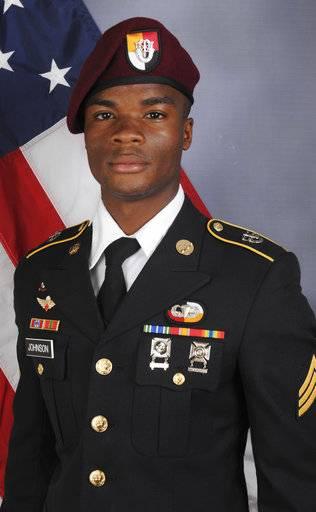 APNewsBreak: US soldier ambushed in Niger wasn't captured