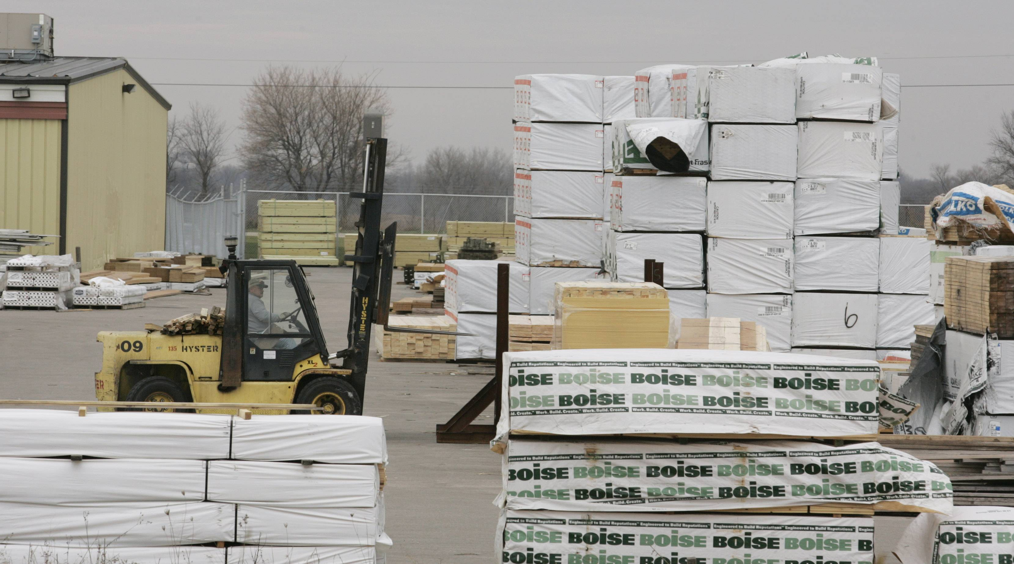 Buffalo Grove-based Hines Lumber has operations in Hampshire and several other suburbs.
