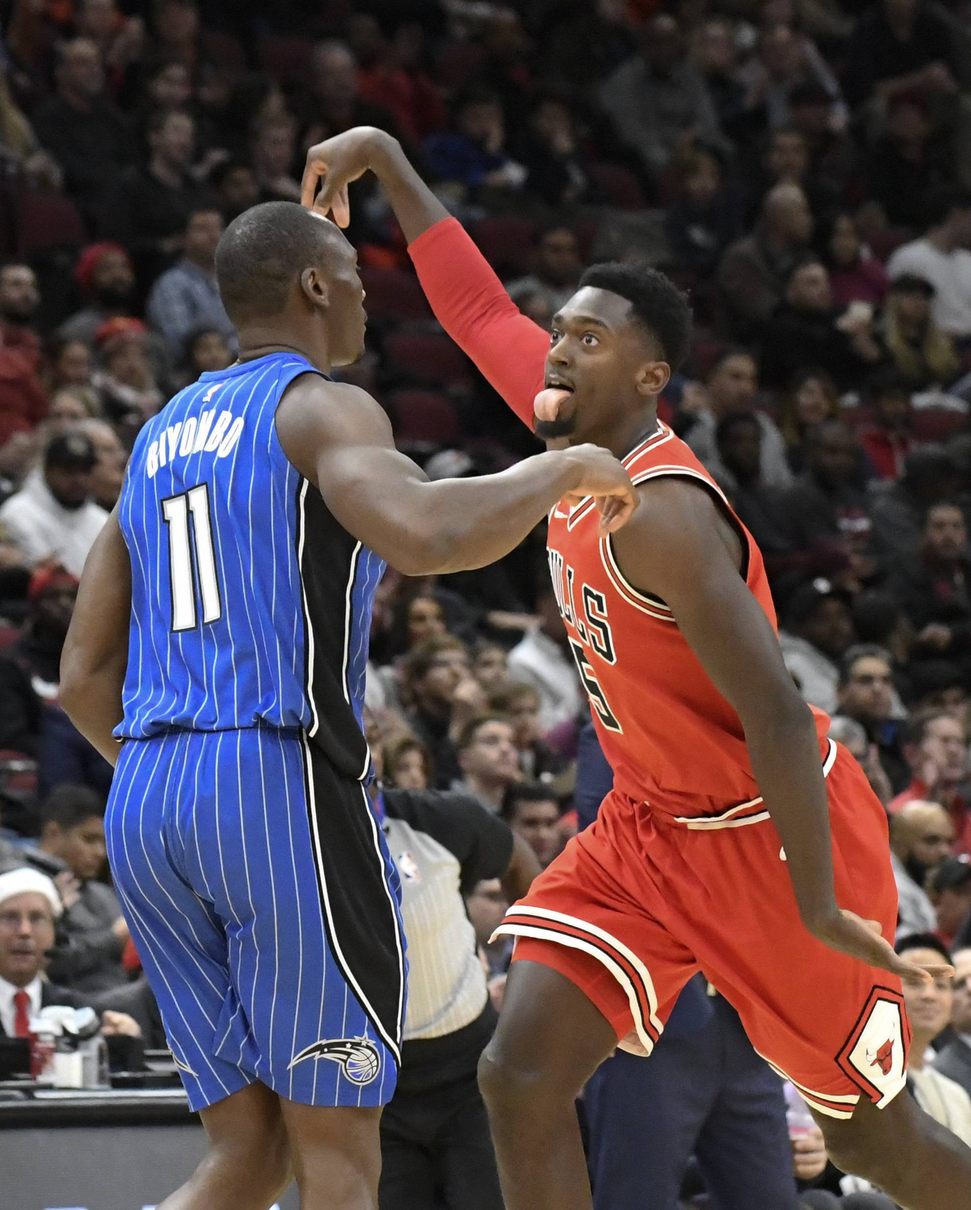 Chicago Bulls roll past Orlando to stretch win streak to seven