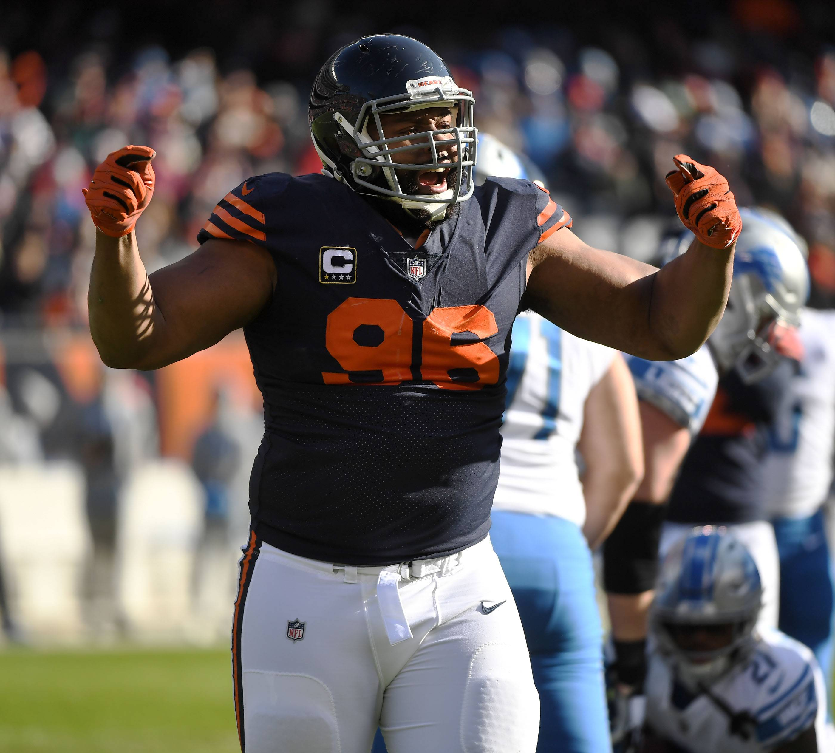 Chicago Bears' Hicks 'hurt' by Pro Bowl snub