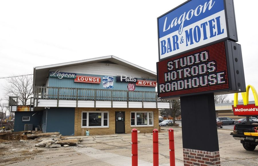 Studio Hotrods Roadhouse to replace troubled motel/lounge in