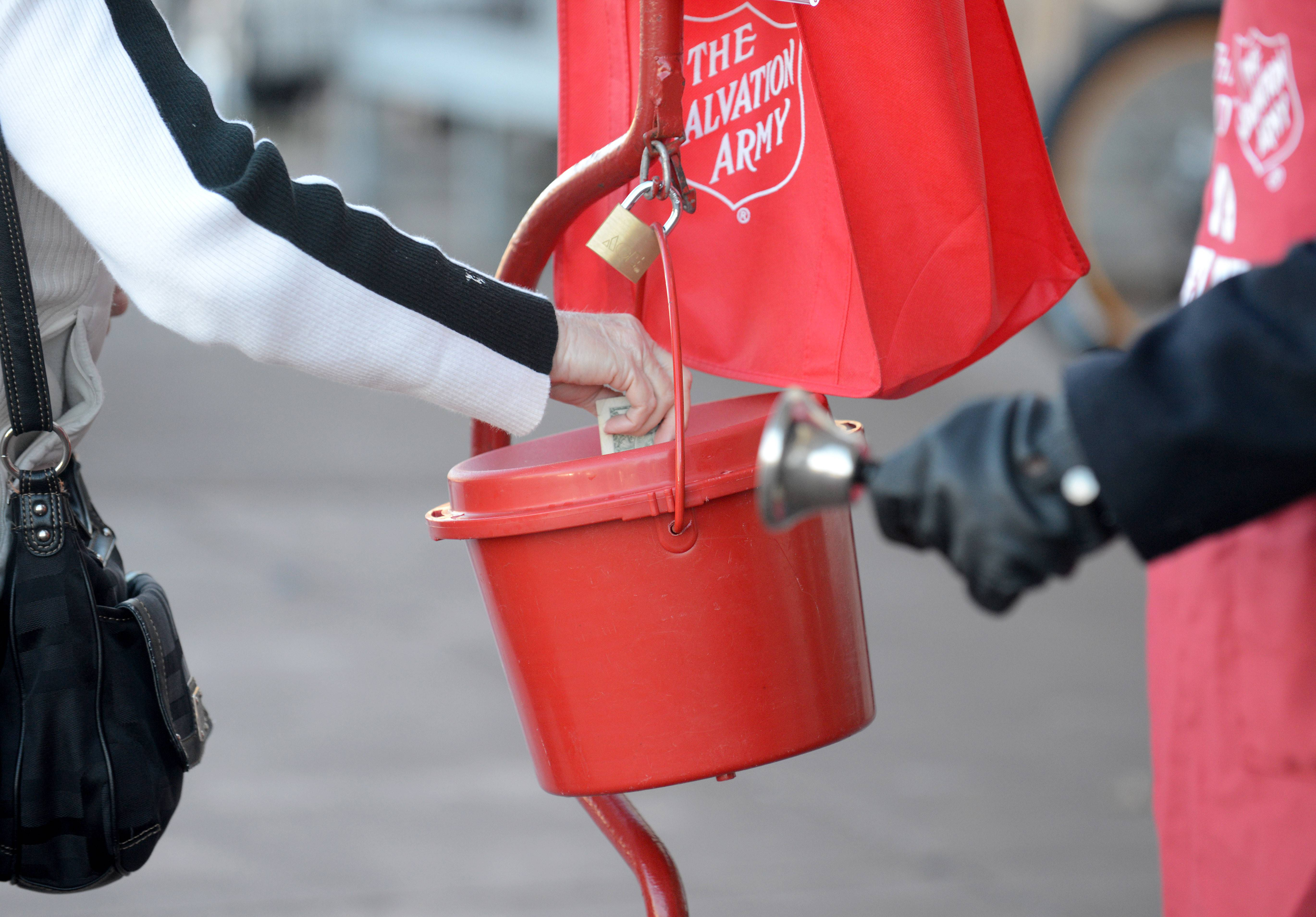 Salvation army donation list rochester ny