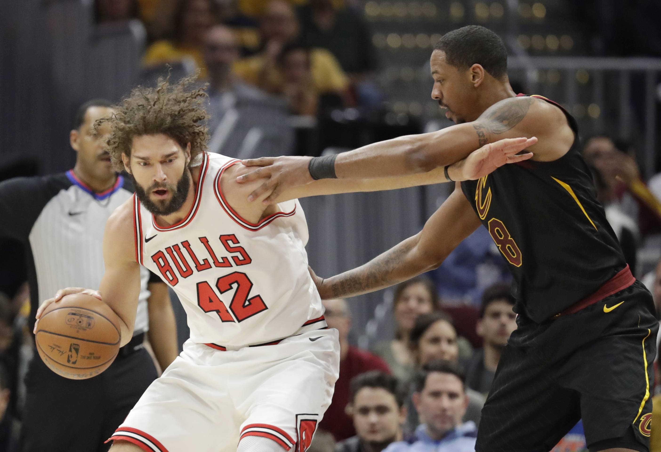 Chicago Bulls put up a good fight, but win streak ends in Cleveland