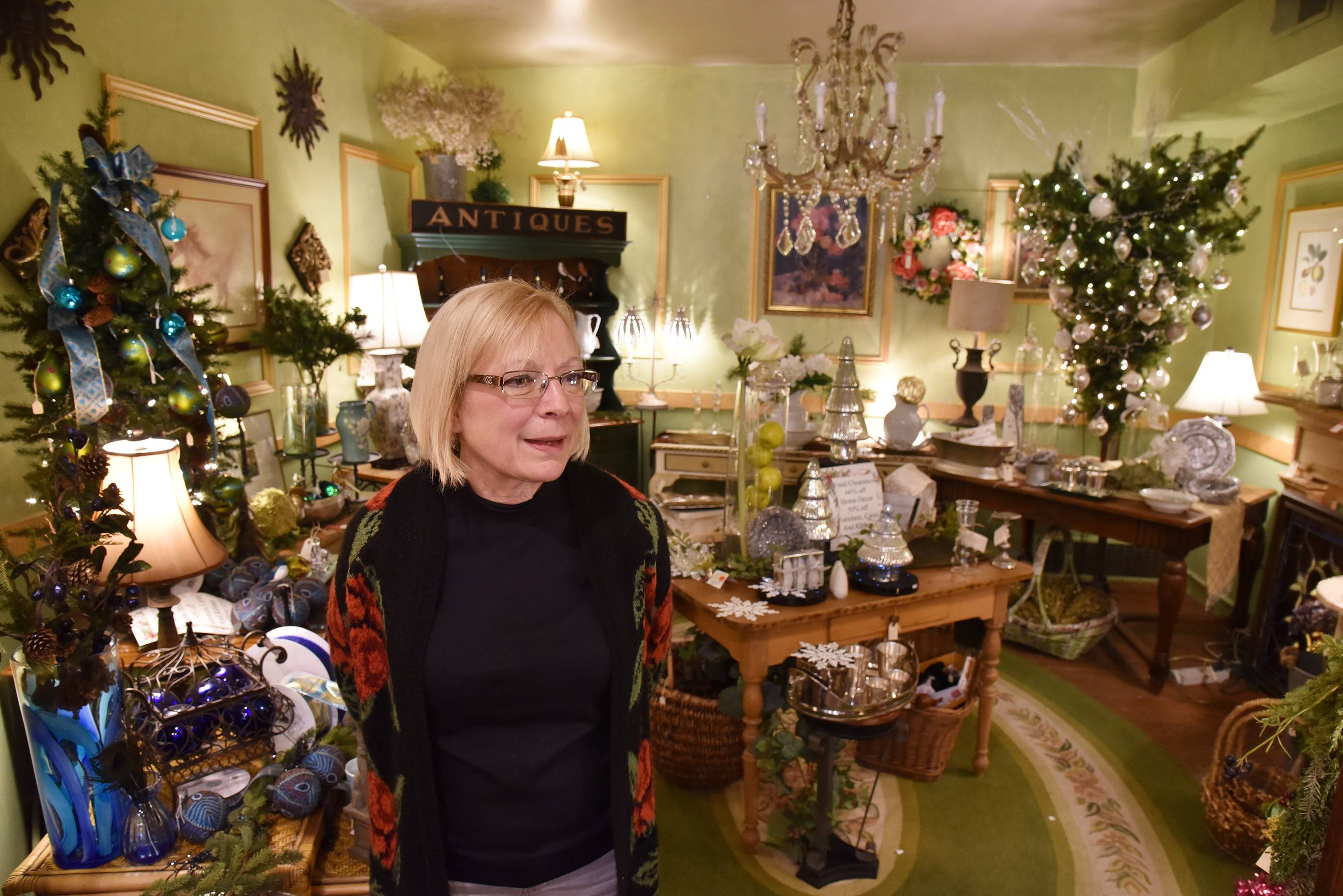 Liz Bremner is retiring and closing the European-style Fresh Flower Market in downtown Barrington. The business opened on Main Street in 1987. Bremner bought it in 2001 after working there for four years.