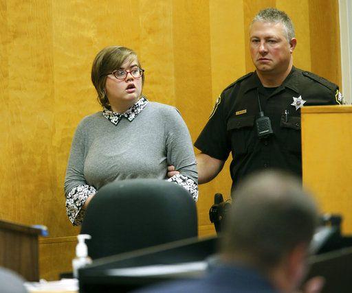 The Latest: Girl Convicted In Slender Man Stabbing Sentenced