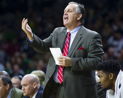 Guards lead way in Notre Dame's rout of SE Louisiana, 86-50