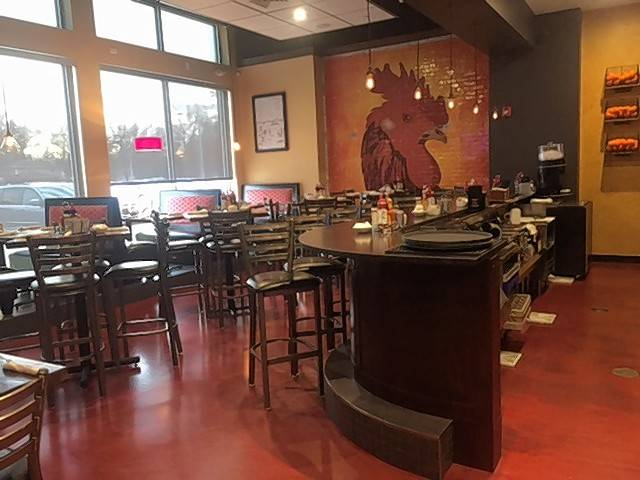 Honey-Jam Cafe, a breakfast-and-lunch eatery, is opening soon in the Arlington Heights location that previously was home to Aurelio's Pizza.