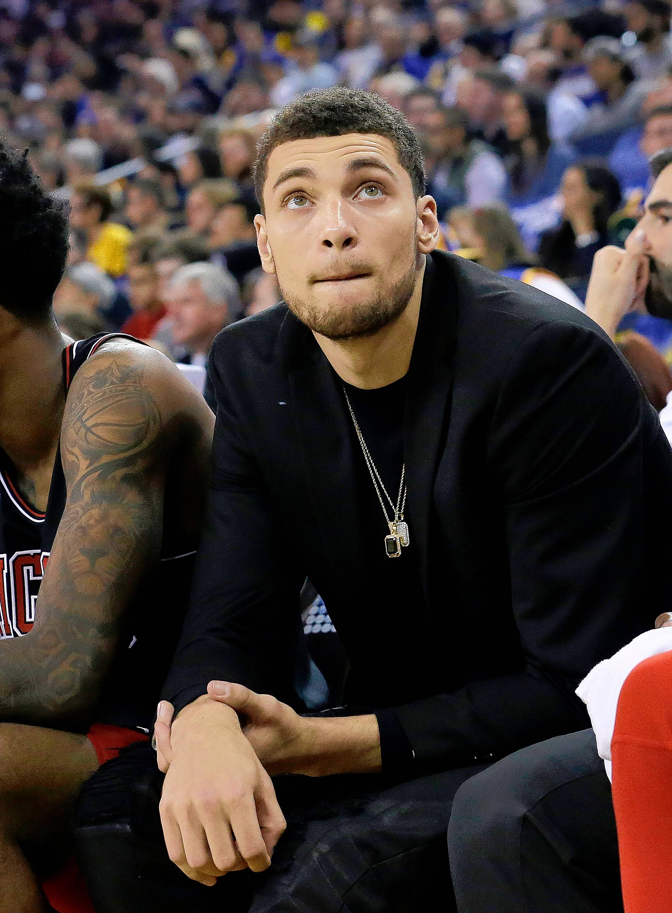 Intriguing question for Bulls: What happens when LaVine returns?
