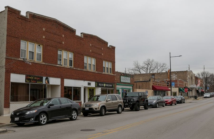 South Villa Avenue is turning into the first downtown for Villa Park, which has been ranked 8th best place in America to raise a family and the 28th best place to live by Money magazine.