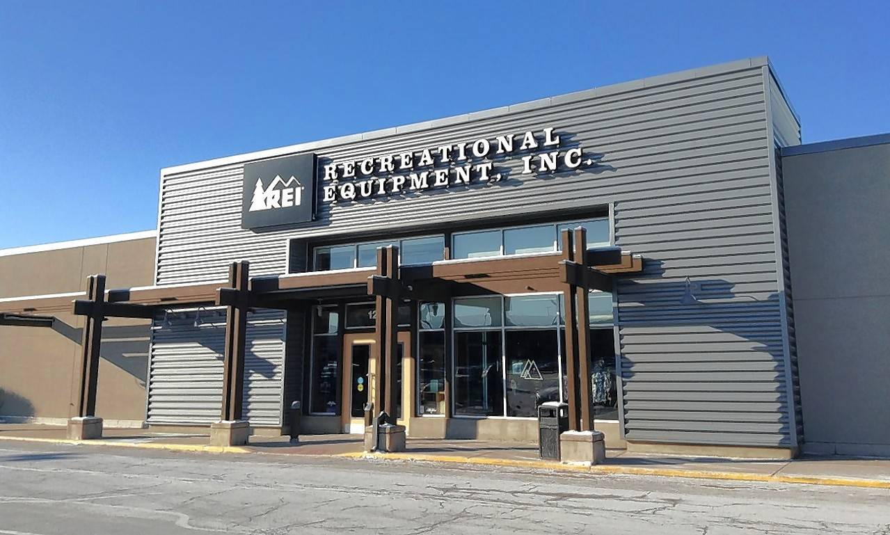 The REI -- Recreational Equipment, Inc. -- store on Golf Road in Schaumburg will close permanently at the end of the business day Thursday, Jan. 11.