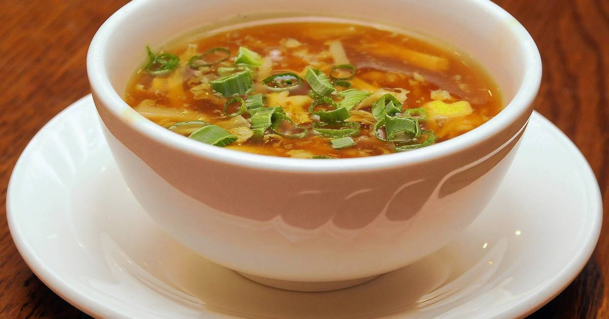 Hot and Sour Cantonese Soup