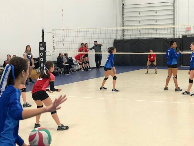 On Jan. 4-5, Serve City Volleyball Club in Wheaton is hosting a series of 90-minute clinics for second- to 12th-graders.