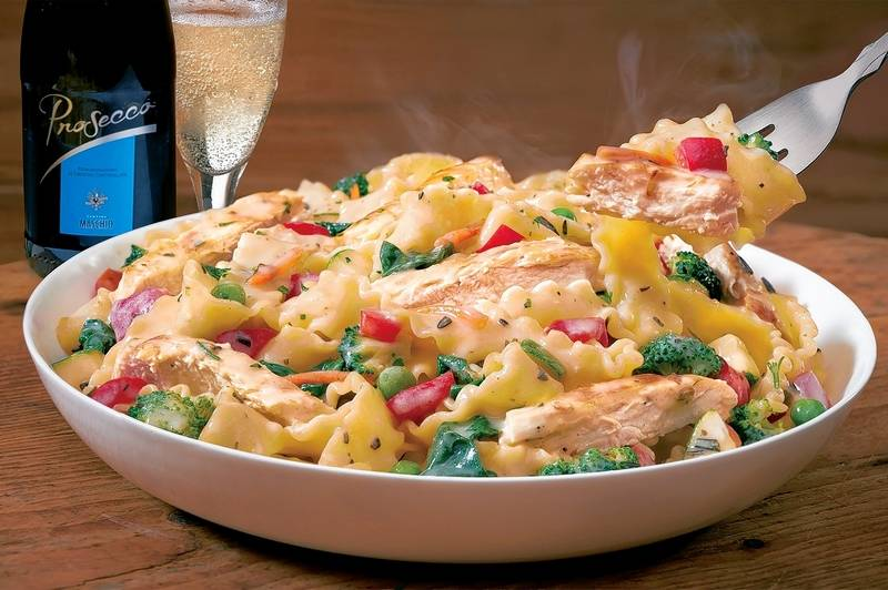 Dining out: Olive Garden adds two new lighter dishes
