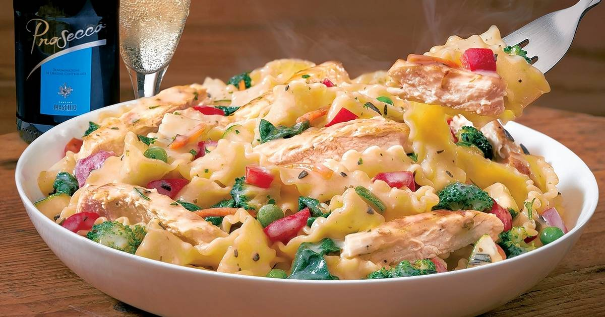 Dining Out Olive Garden Adds Two New Lighter Dishes