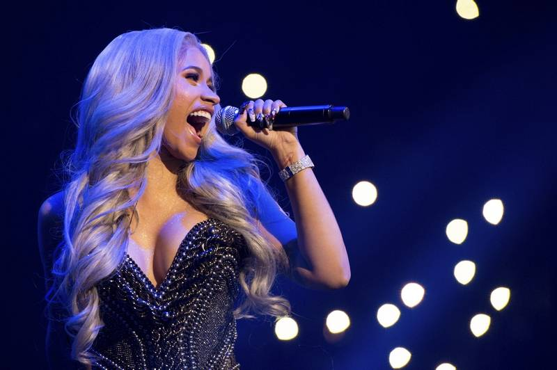 Cardi B Singing: 10 Of The Best Songs Coming Out Of 2017