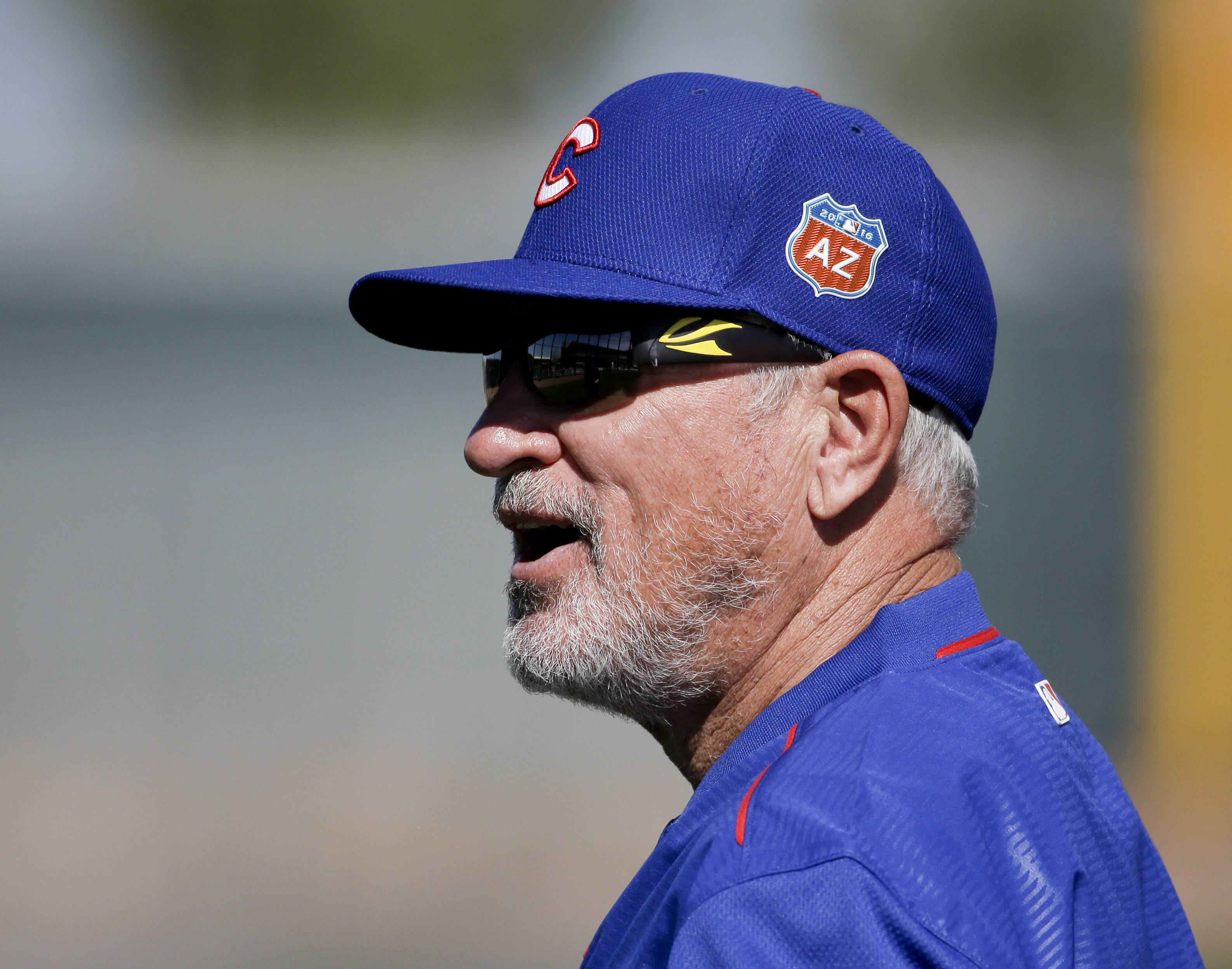 "Longtime Daily Herald Sports Editor Bob Frisk presents his annual New Year's offering of the best sports quotes of the year, including this gem by Cubs manager Joe Maddon on the Cubs playing their first scheduled Friday night game during a regular season: ""They invented lights for a reason. God invented lights for night baseball. That was part of his overarching plan."""