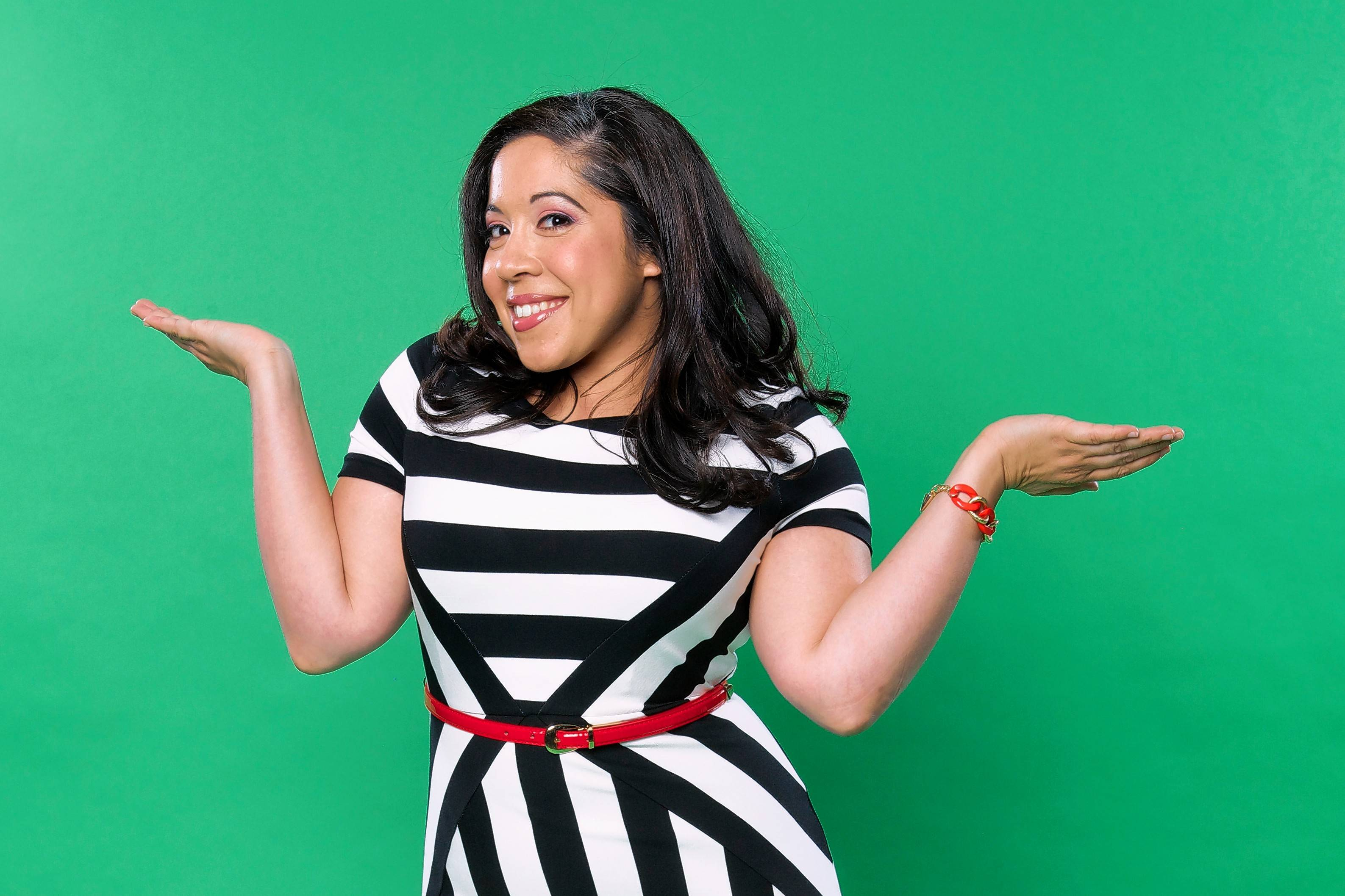 Comedian Gina Brillon appears at Zanies locations in Rosemont, St. Charles and Chicago this weekend.