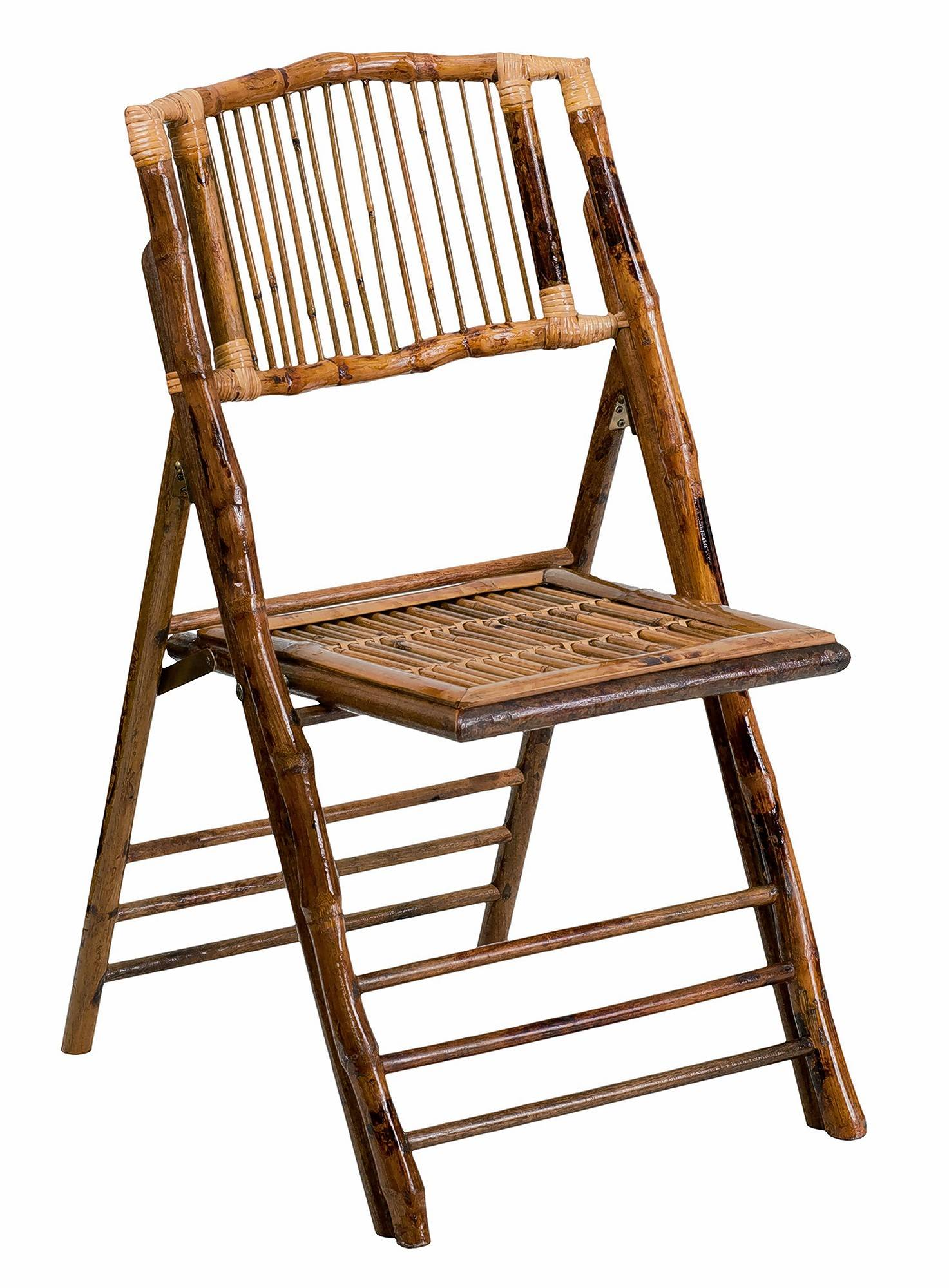 American Champion bamboo folding chair, $38.44 at amazon.com.