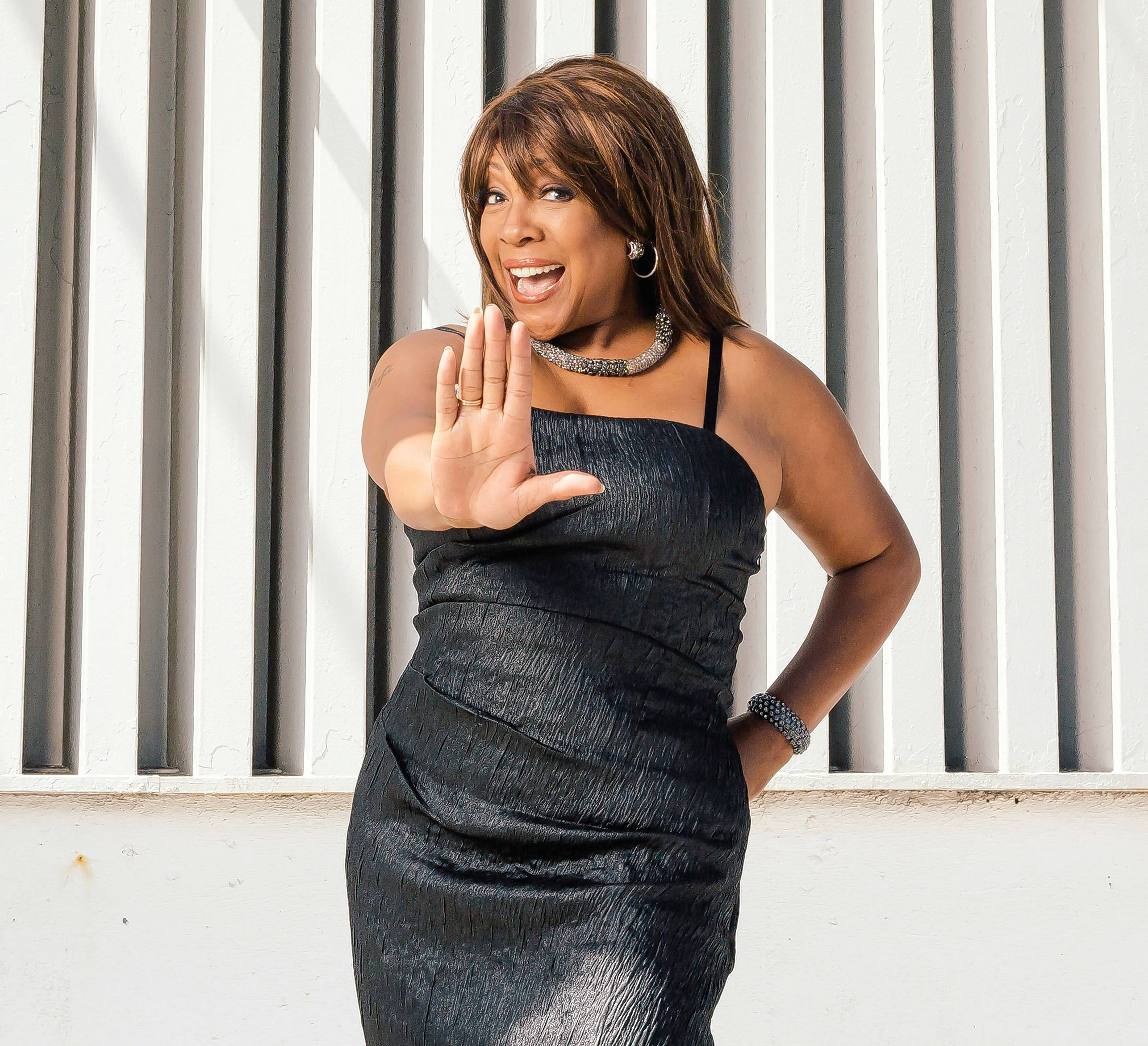 "Mary Wilson, founding member of The Supremes, shares a concert bill with Chubby Checker and Martha Reeves in the show ""Legendary Voices"" at the Genesee Theatre in Waukegan Saturday, Dec. 30."