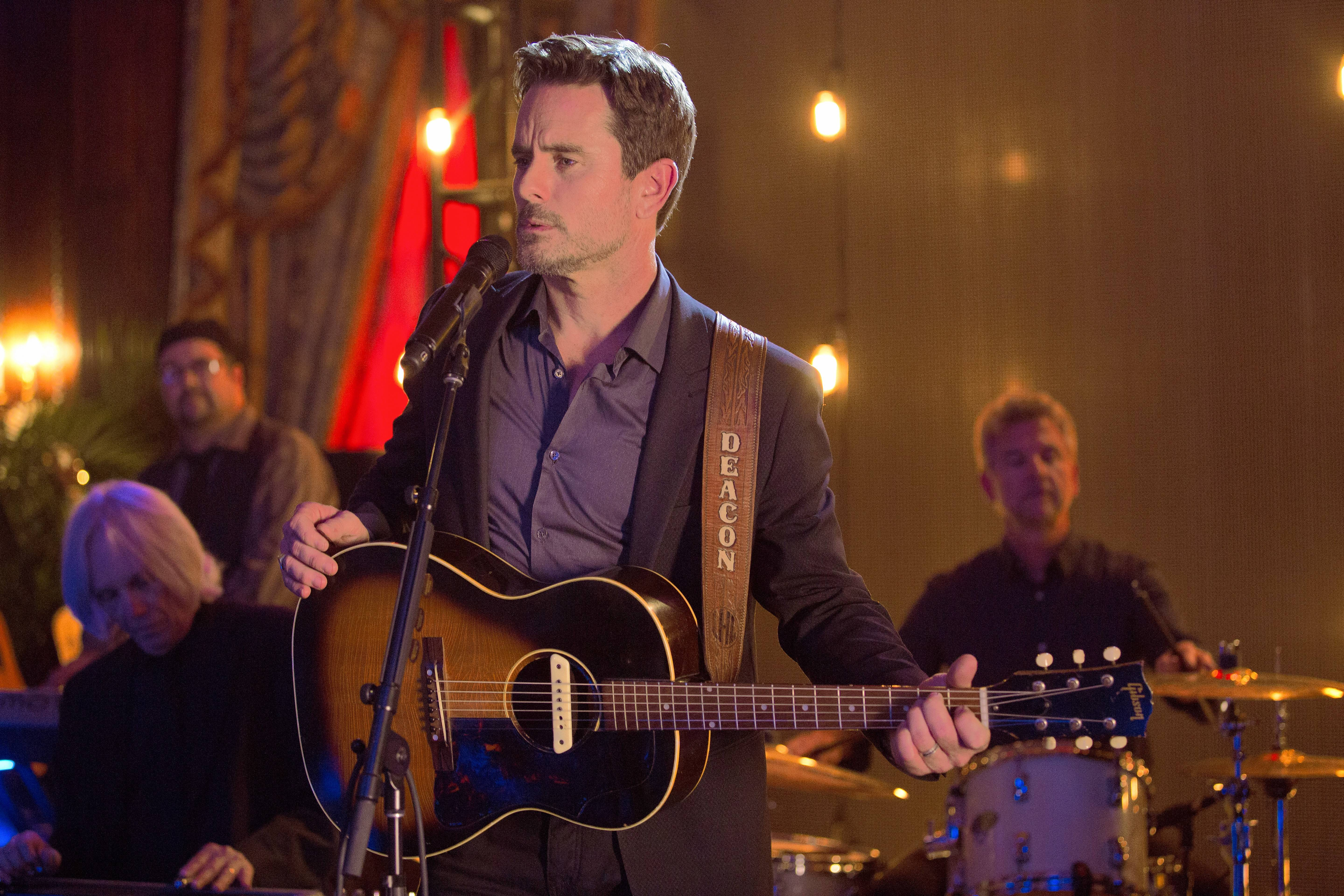"""I don't know what they are going to do, but for my mind, it doesn't need to be tied up in a perfect bow,"" Charles Esten said of his character Deacon on the final season of ""Nashville,"" premiering Thursday, Jan. 4, on CMT."