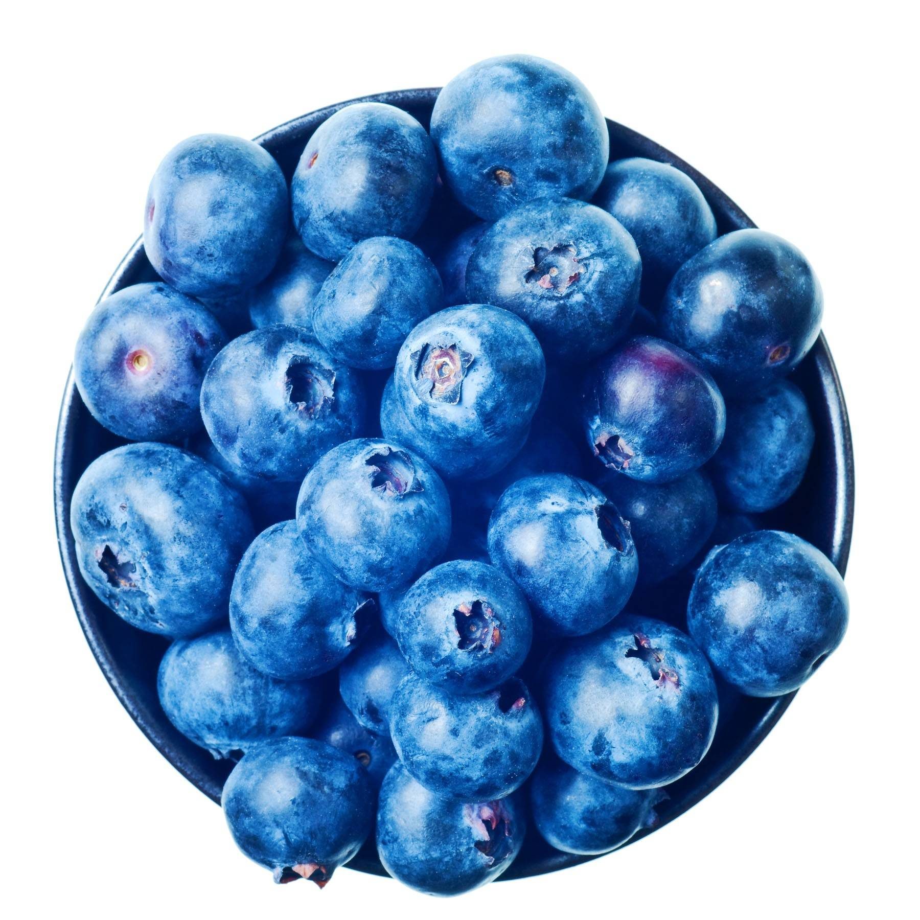 Research found that daily consumption of the equivalent of one cup of fresh blueberries, showed positive changes in cognitive function in older adults.