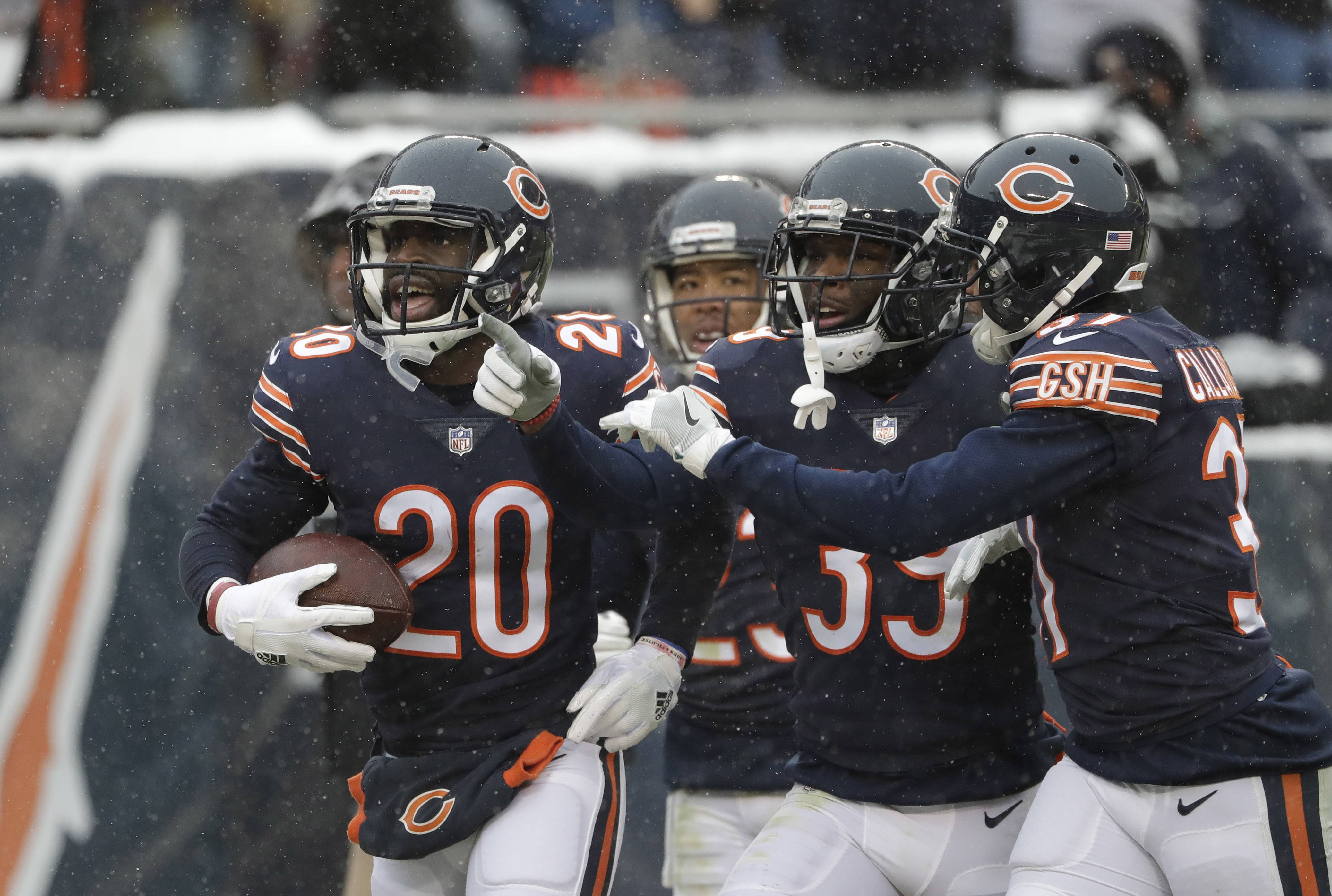 Chicago Bears players react to firing of John Fox