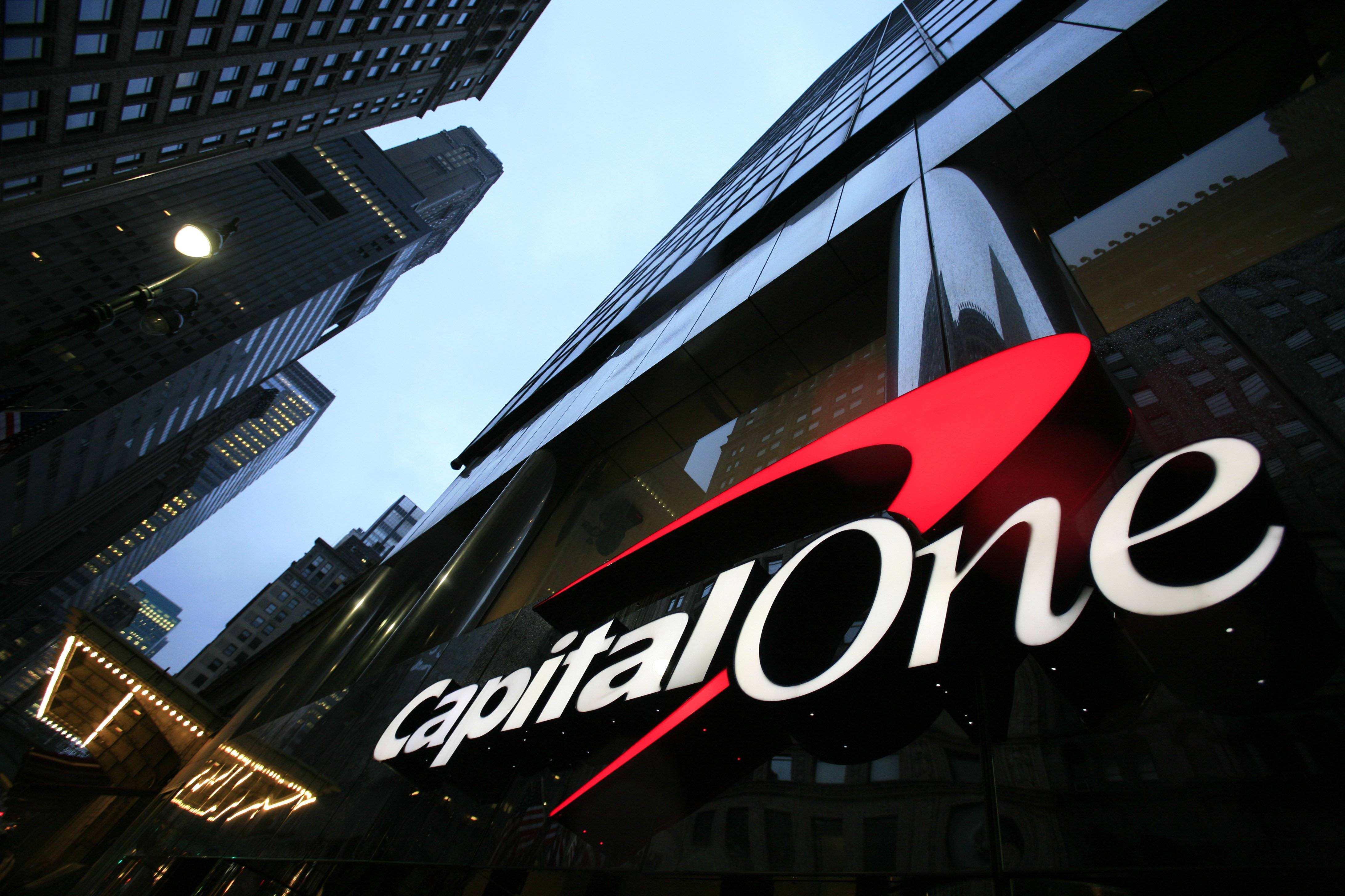 Capital One said Thursday that it had resolved an internal technology issues that left customers around the country with multiple charges for the same debit card transactions on their accounts.