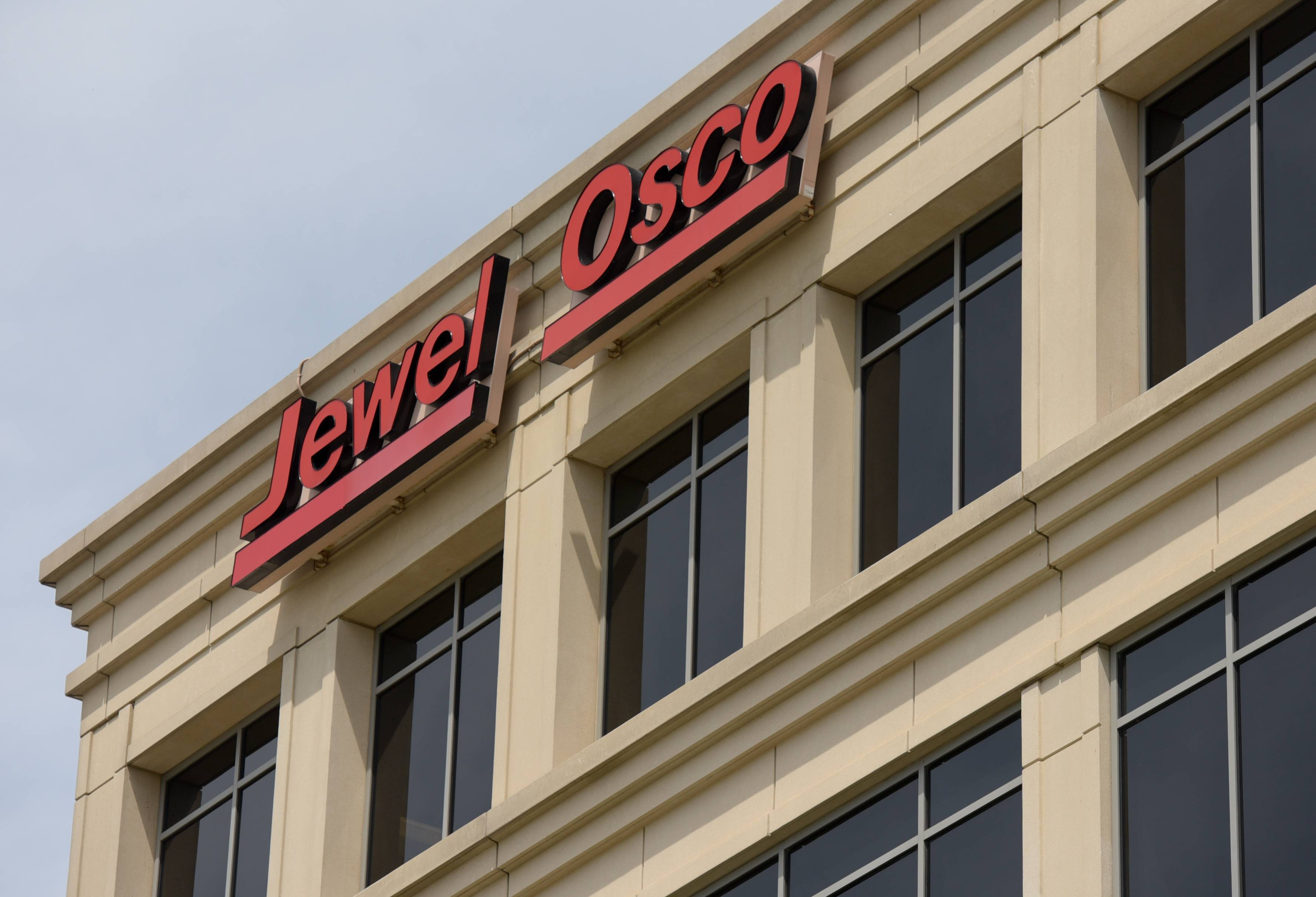 The buildings leased to four suburban Jewel-Osco stores have been sold. The company has headquarters in Itasca.