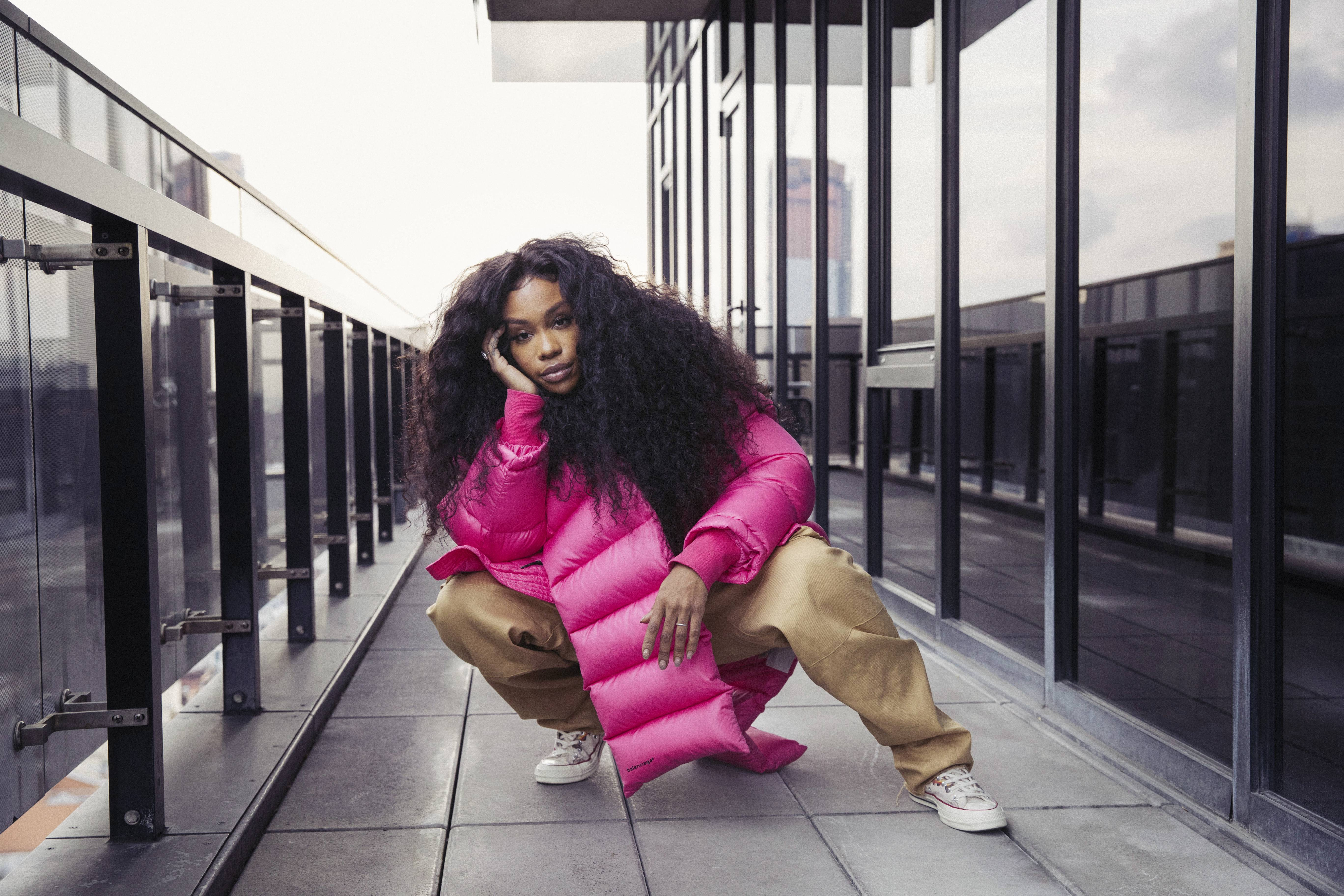 "SZA's ""Ctrl"" is both a critical and commercial success. It also earned the singer five Grammy Award nominations."
