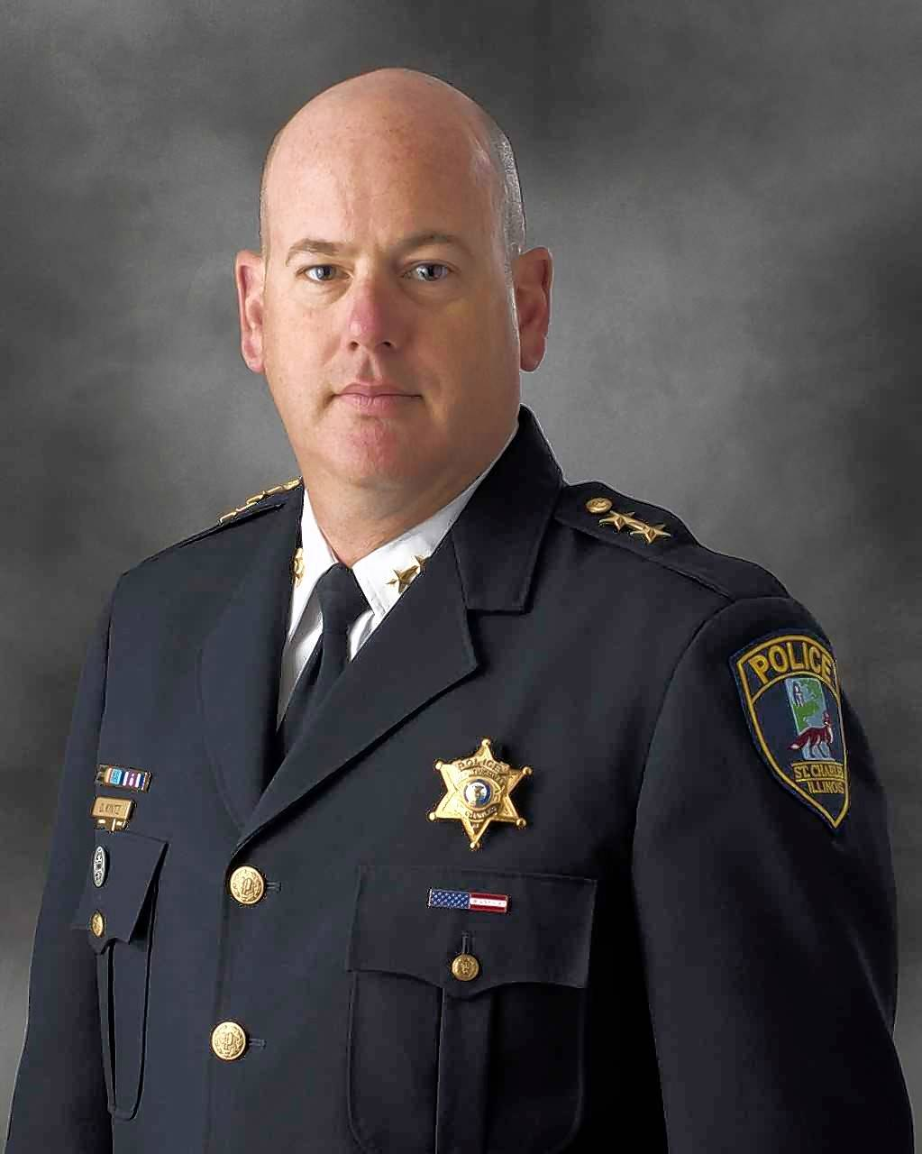 Elgin Community College's new top cop takes helm in January
