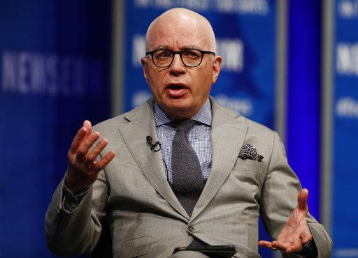 Not unlike Trump, Wolff loves a brawl and the spotlight