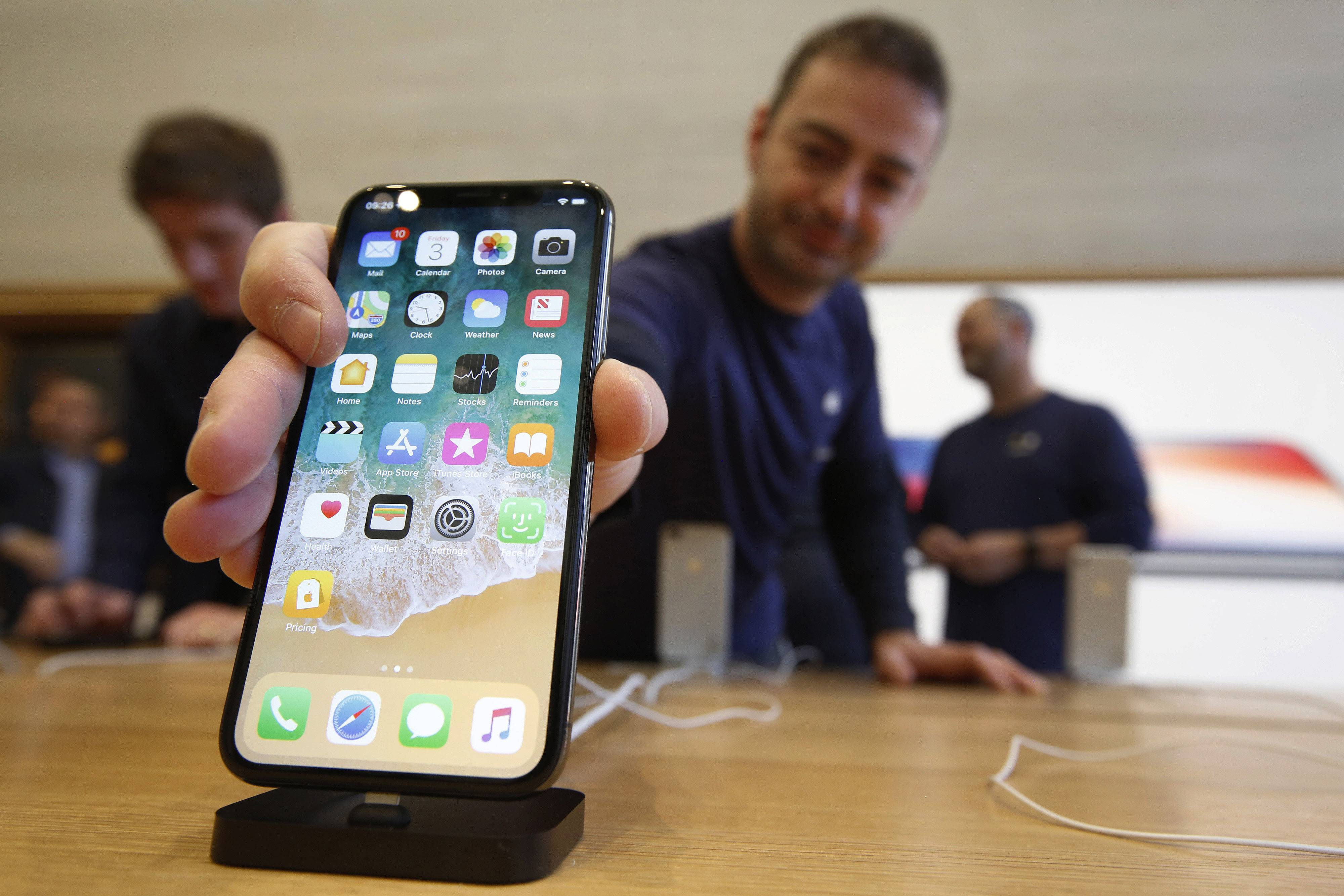 Apple said all Mac computers and iOS devices, like iPhones and iPads, are affected by chip security flaws unearthed this week, but the company stressed there are no known exploits impacting users.