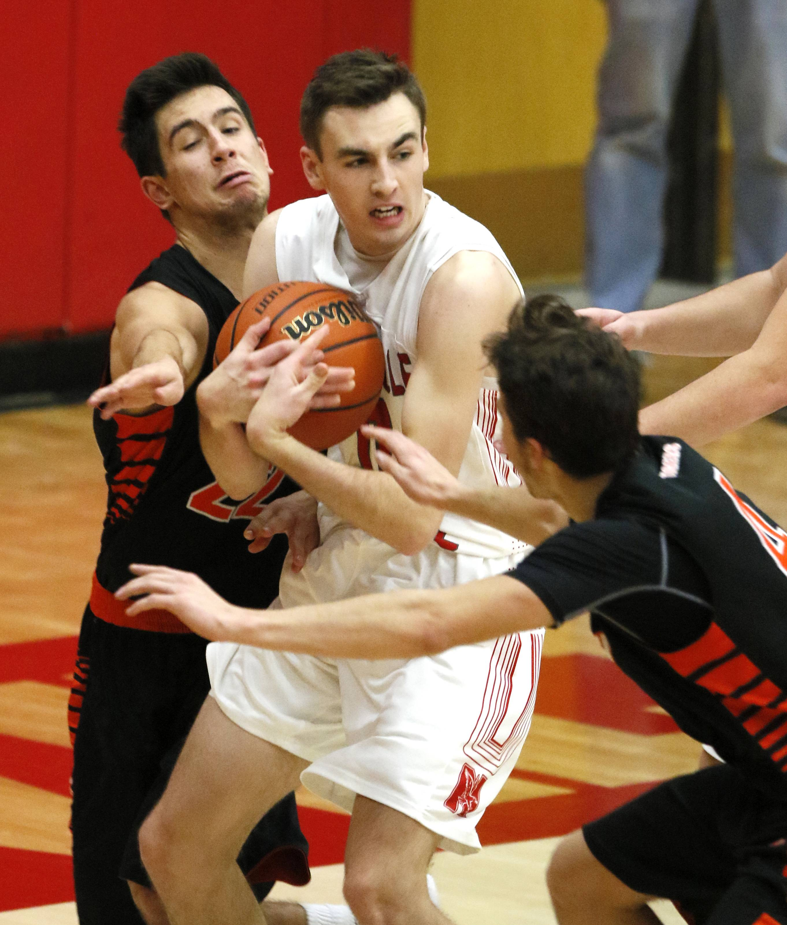 Naperville Central leaves WW South at a loss