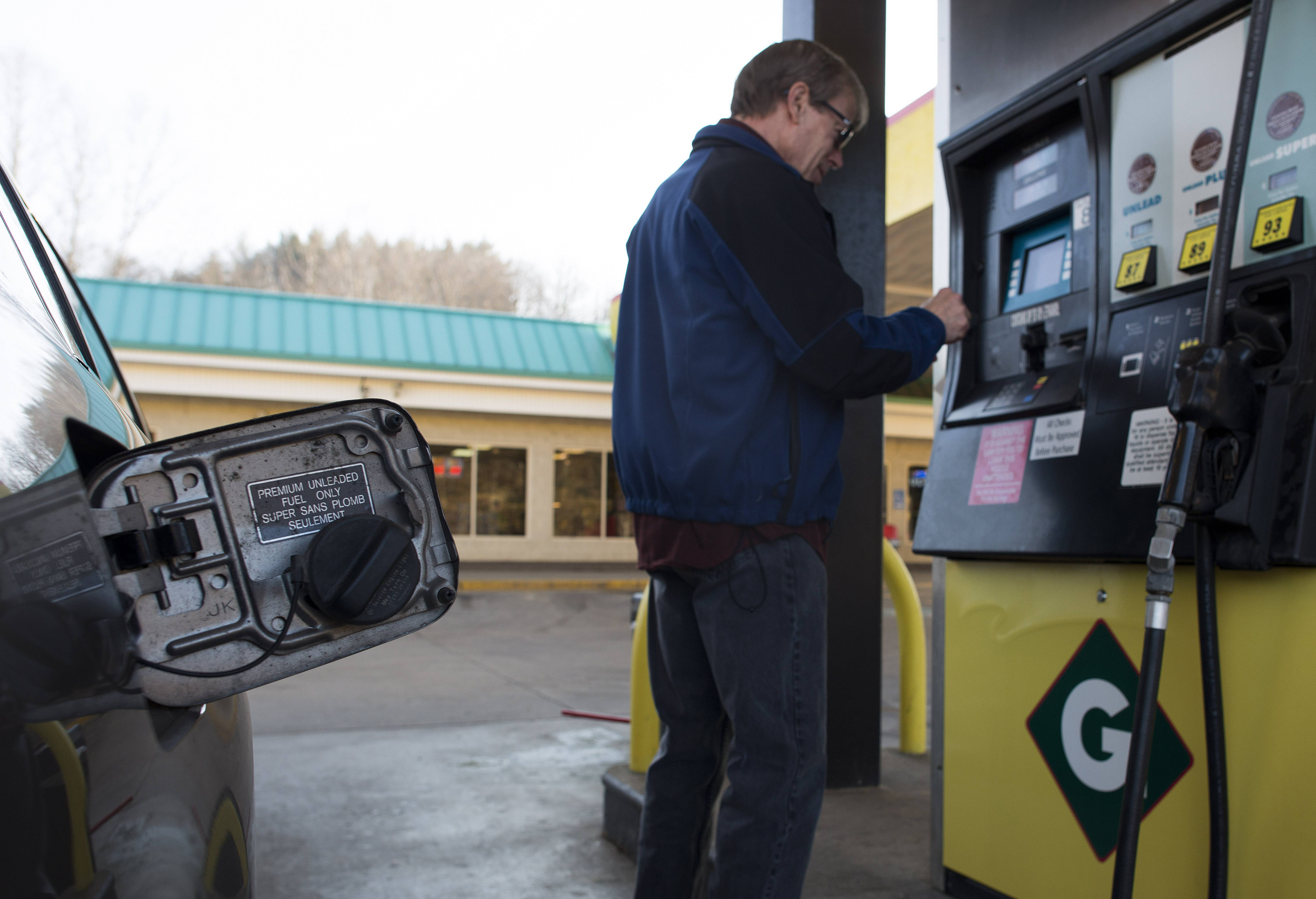 A weak dollar in 2018 could mean higher prices at the pump.