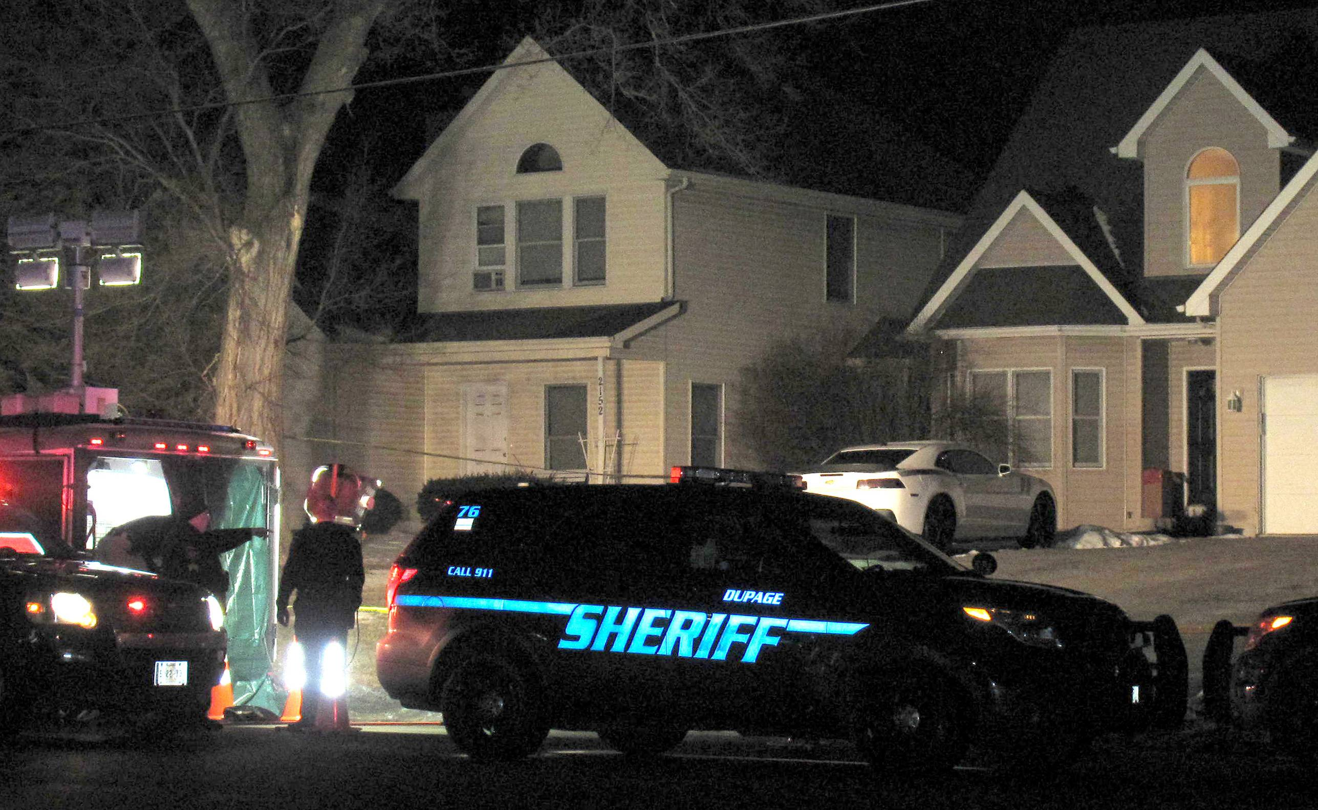 Source: Mom stabbed to death near Downers Grove, son in custody