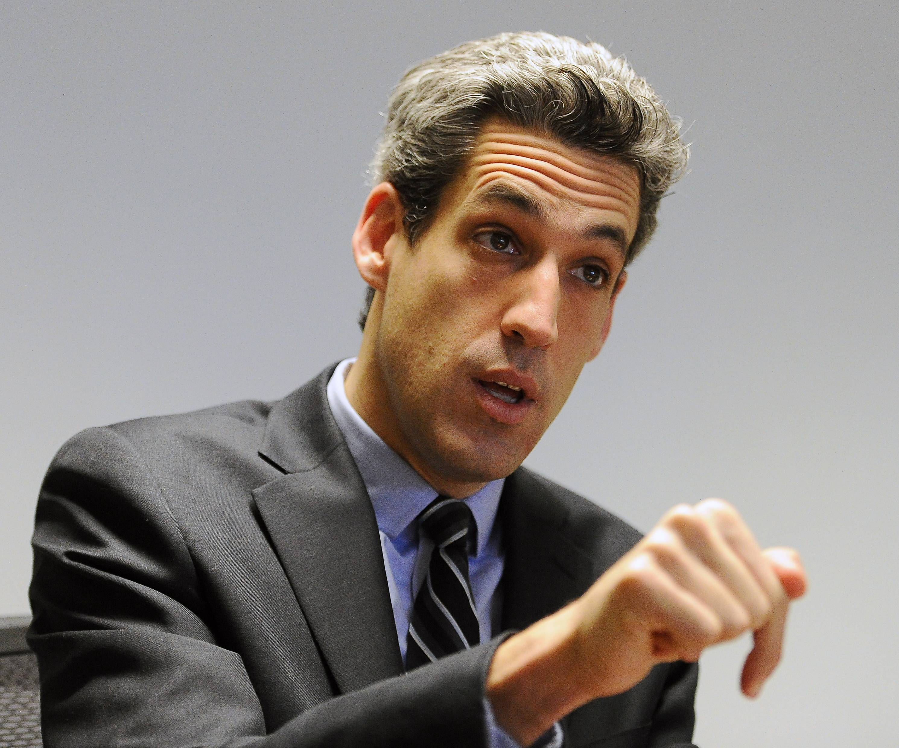 Biss: Illinois suffocating under too many pension systems
