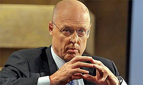 "Former U.S. Treasury Secretary Henry Paulson will be among the speakers for an old-fashioned gathering in Barrington known as a ""town warming,"" with a day devoted to economics, philanthropy and other topics on Feb. 3."