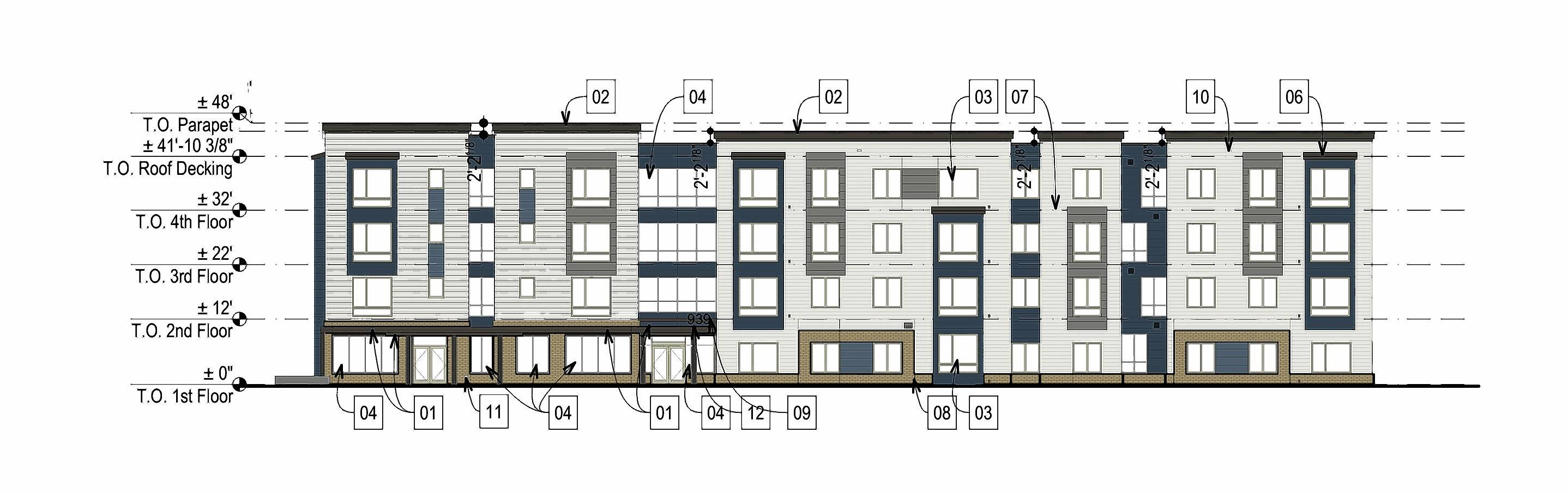 Construction is expected to begin early this year on a 61-unit affordable senior housing development at 969 W. Main St. in West Dundee.