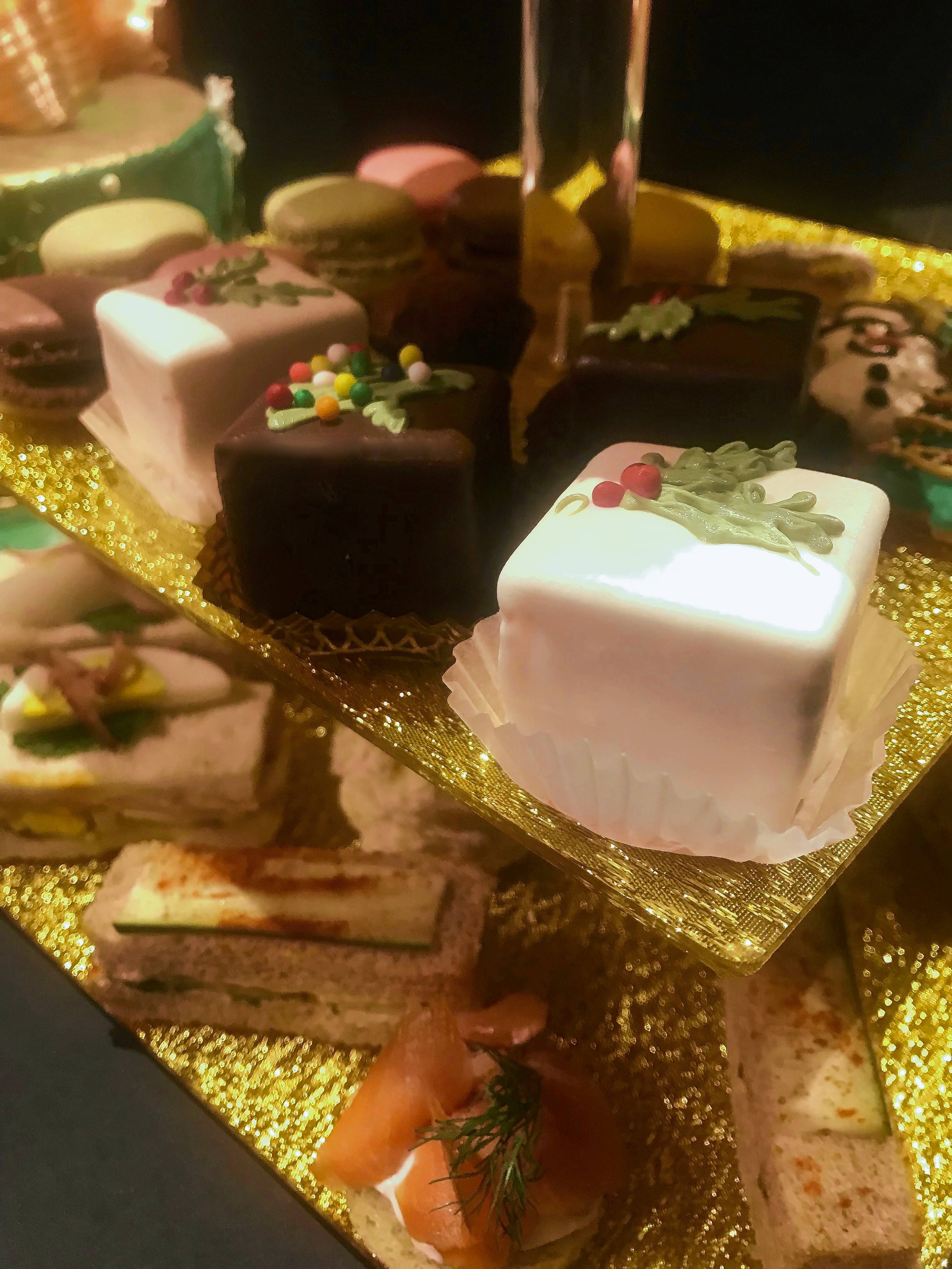 Petits fours, macaroons, savory finger sandwiches and more are on the menu at All Chocolate Kitchen Primo's afternoon tea, returning at 2 p.m. Friday, Jan. 12.