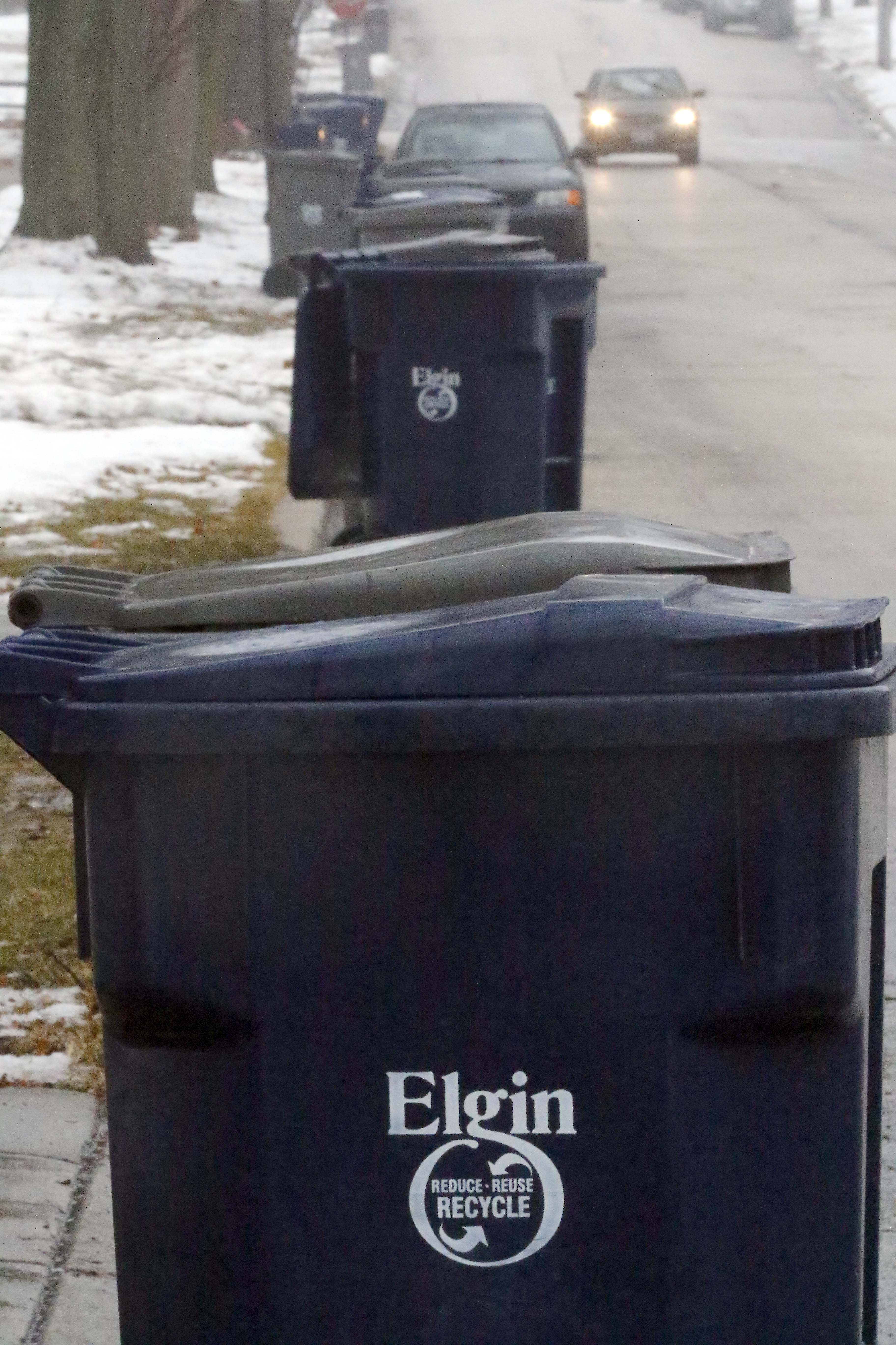 Kane County is simplifying instructions on how to properly recycle, to avoid messing up the stream of recyclables. Typical contaminants are plastic bags, frozen food boxes and greasy/food-crusted pizza boxes.