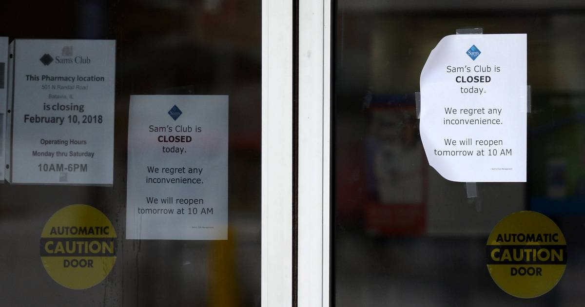 Sams Club Sunday Hours >> Six Suburban Sam S Club Stores Part Of Nationwide Closing
