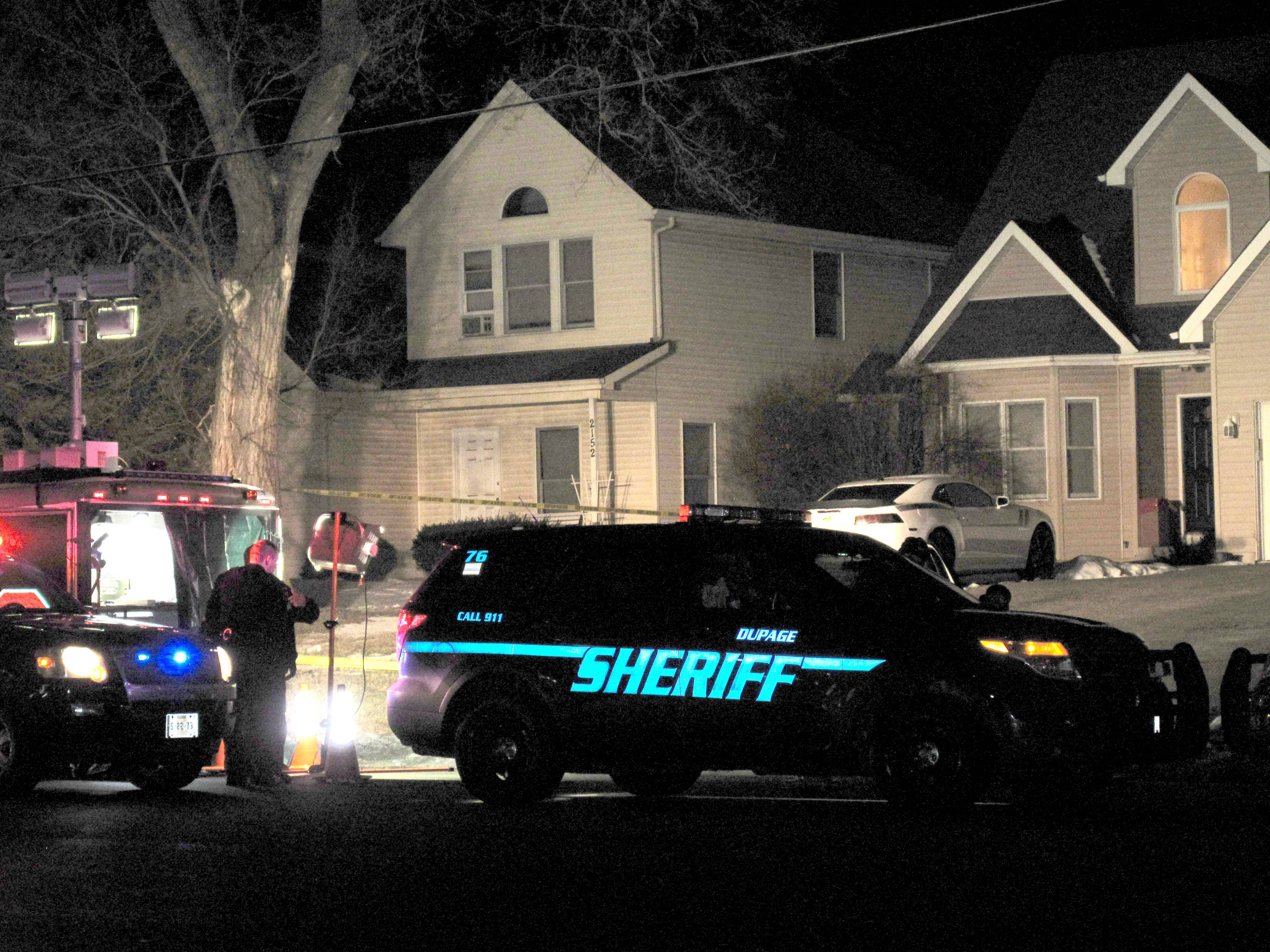 A Naperville man has been charged with murder in the death of his mother in her home near Downers Grove.