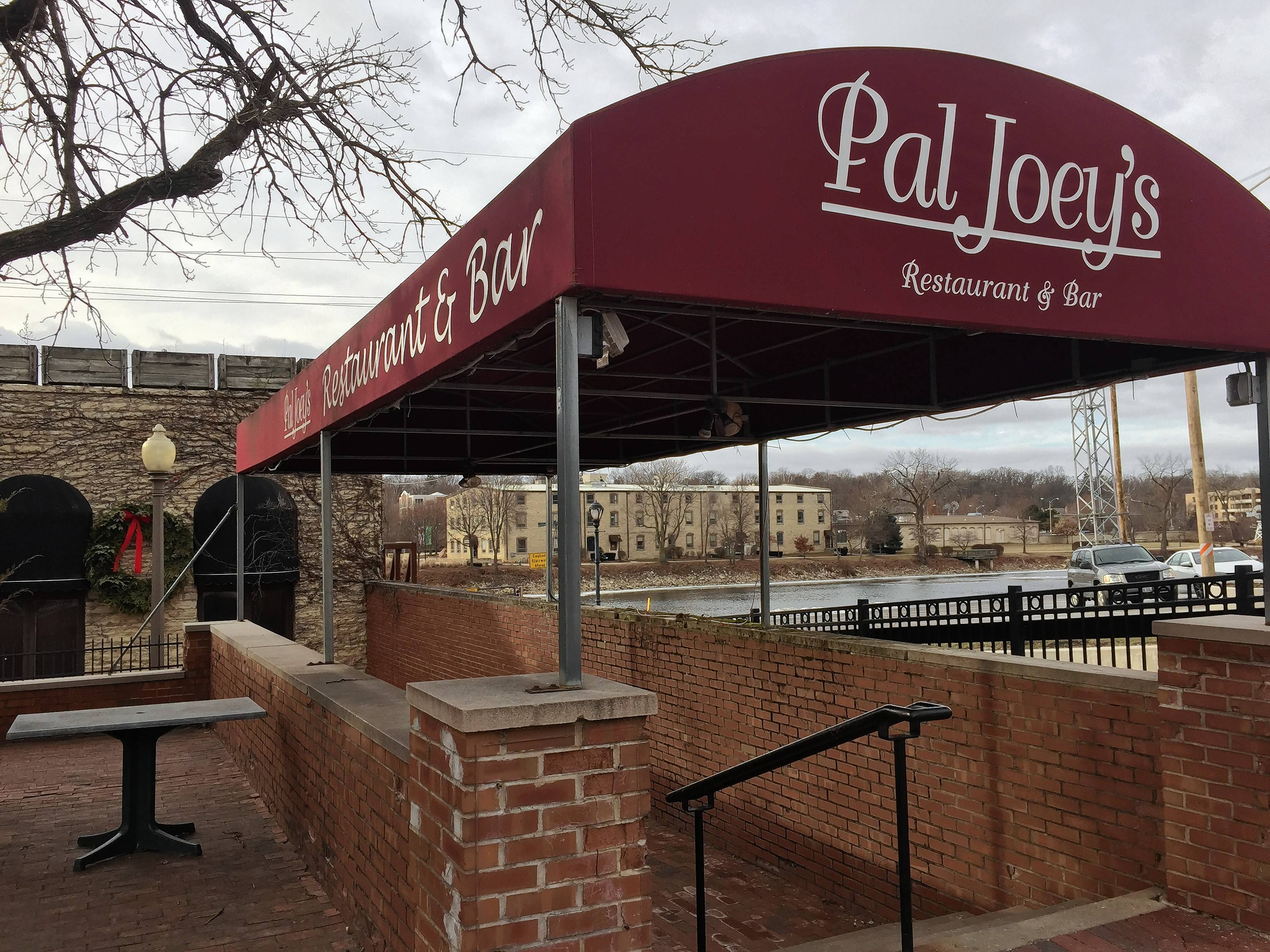 """We can't support the added strain on our budget,"" Pal Joey's owner John Hamel said in regards to a proposed increase in rent for the restuarant's River Street location."