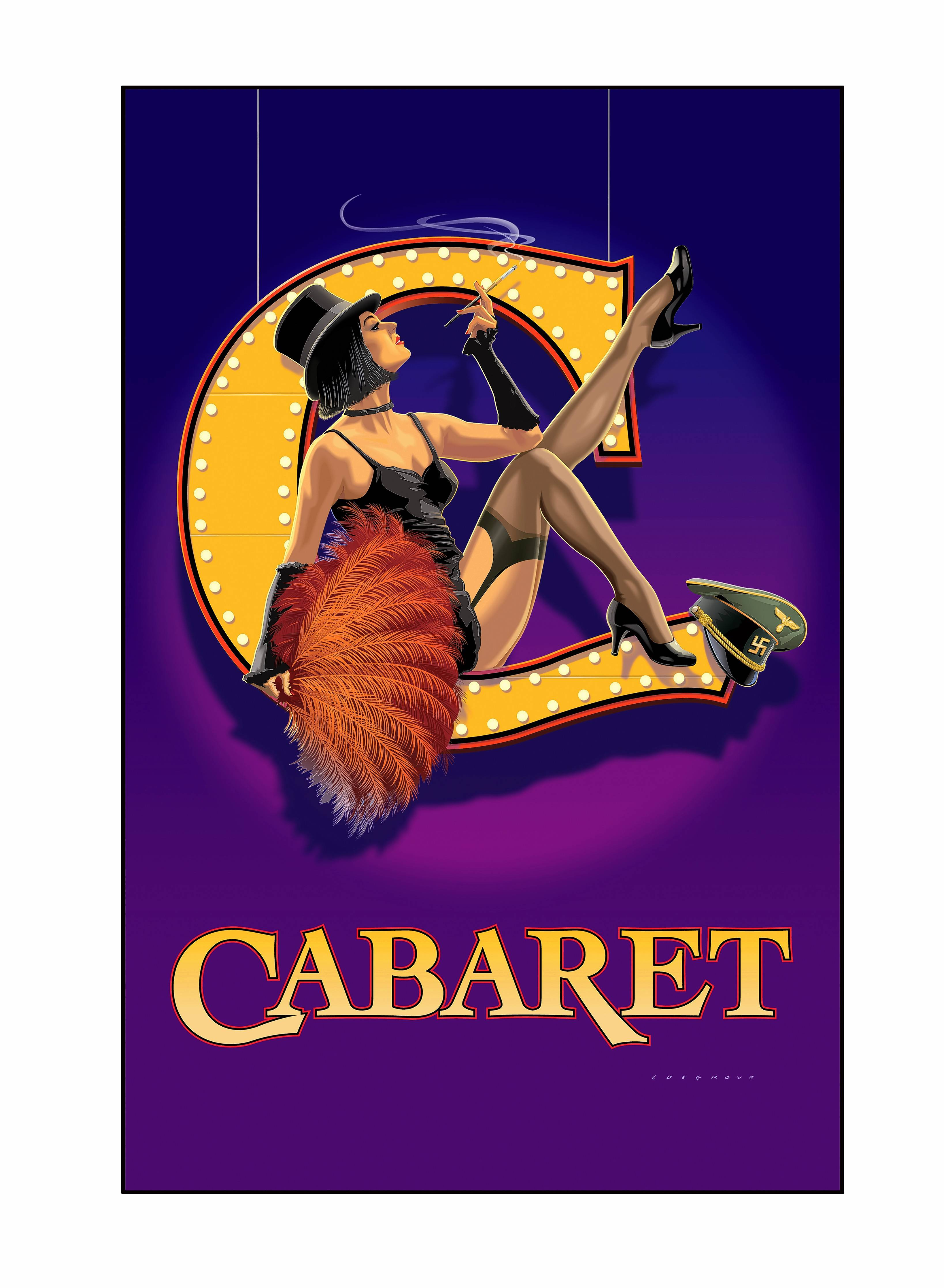 "Paramount Theatre in Aurora revives the John Kander/Fred Ebb classic ""Cabaret."""